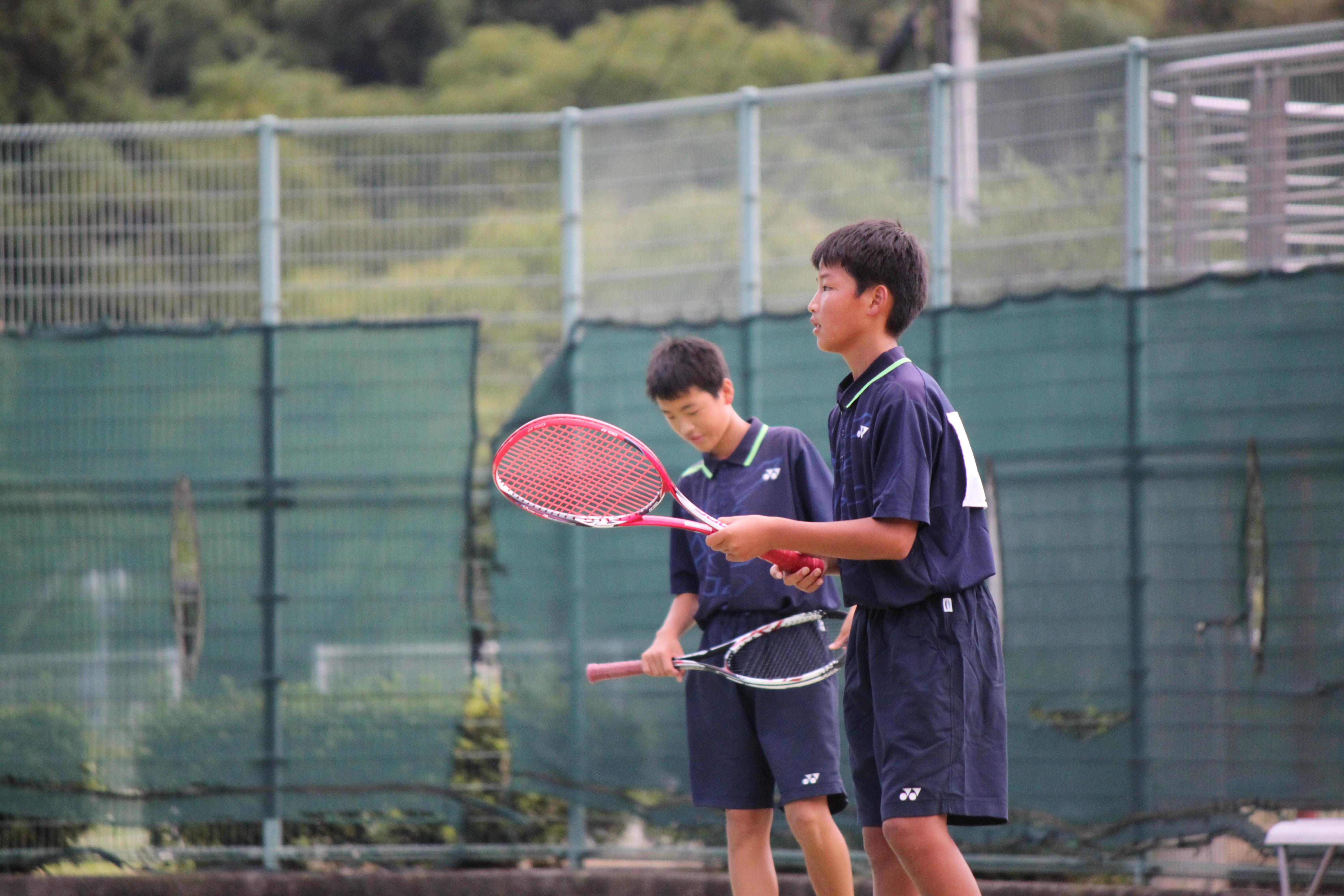 ソフトテニス(527)