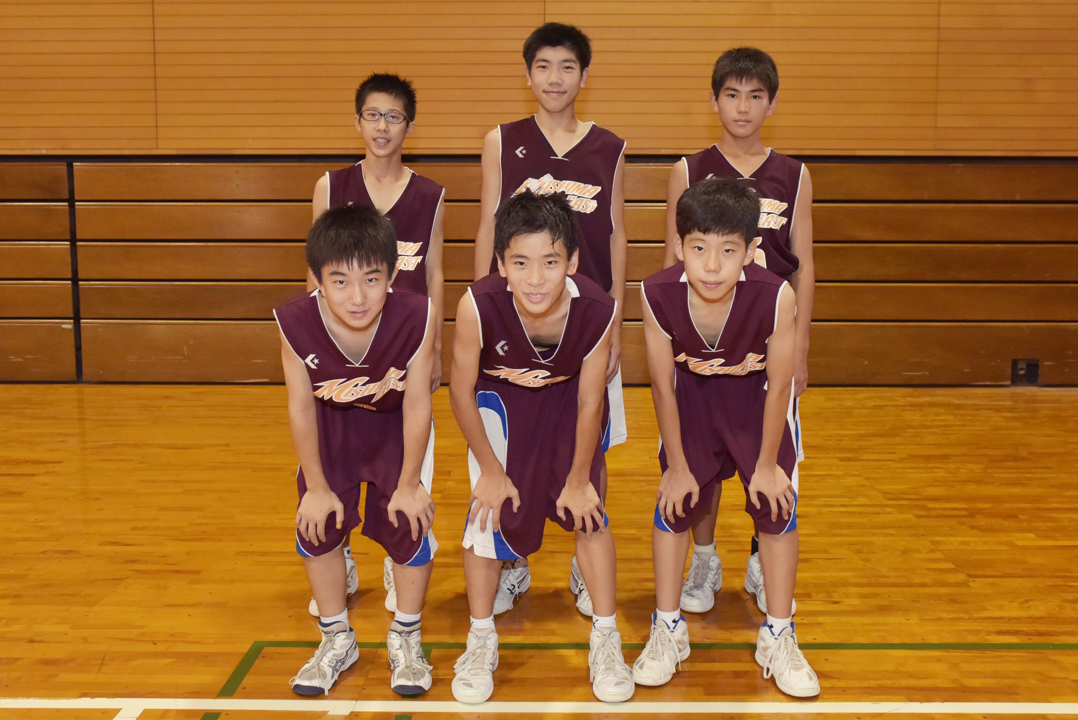バスケットボール男子_優勝_三島東