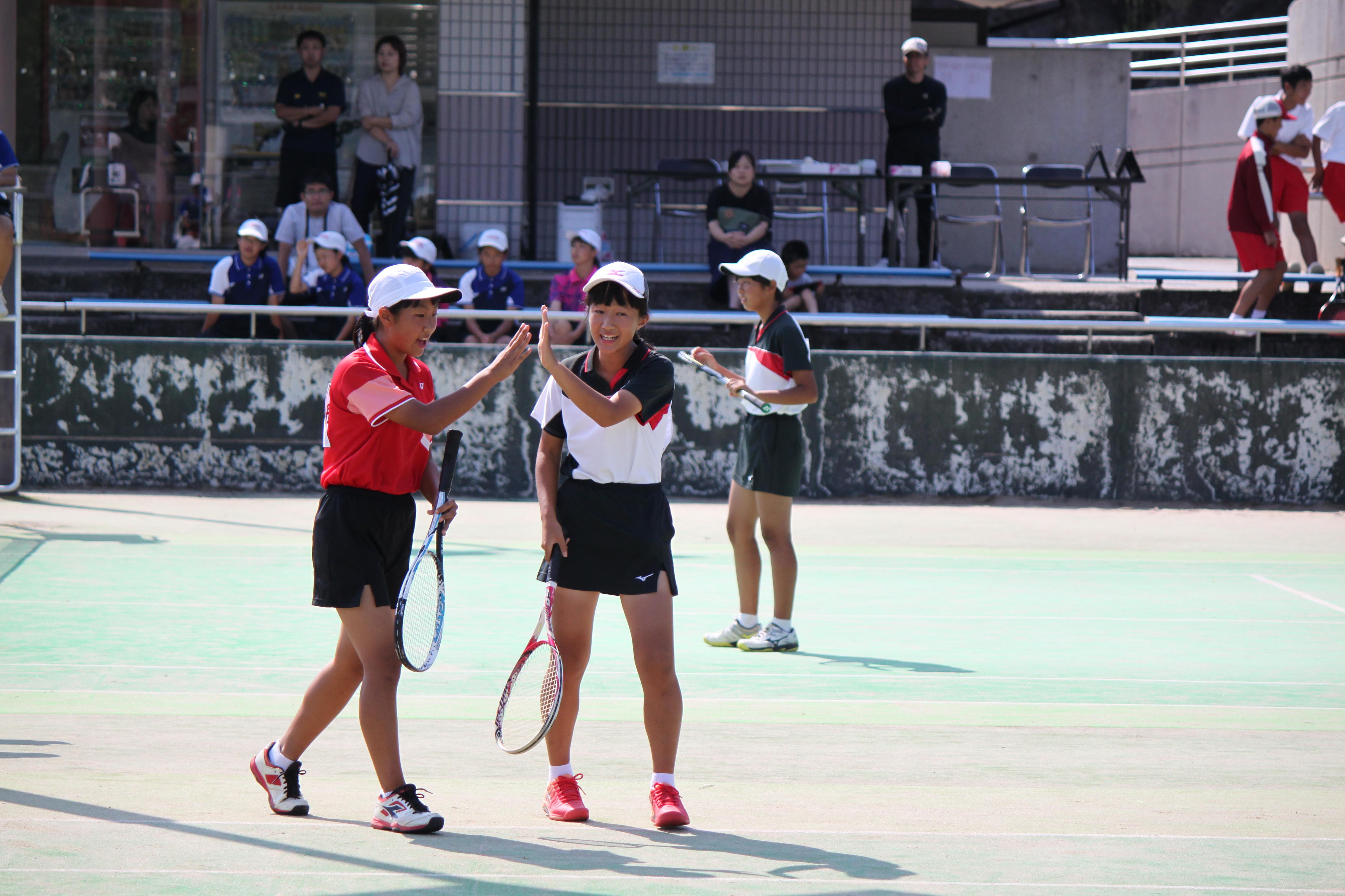 ソフトテニス(11)