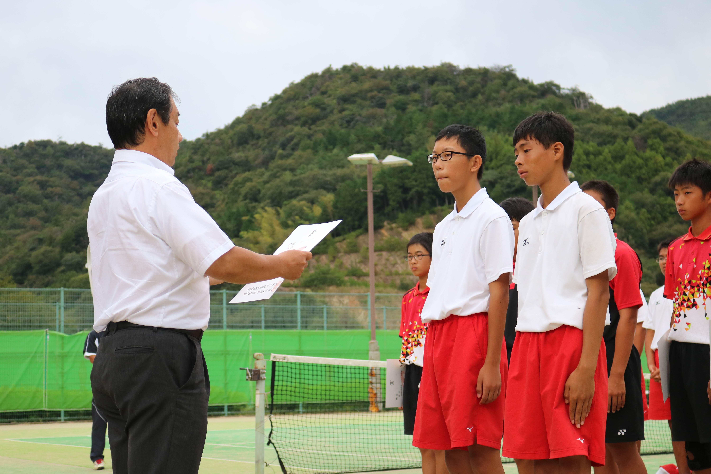 ソフトテニス (458)