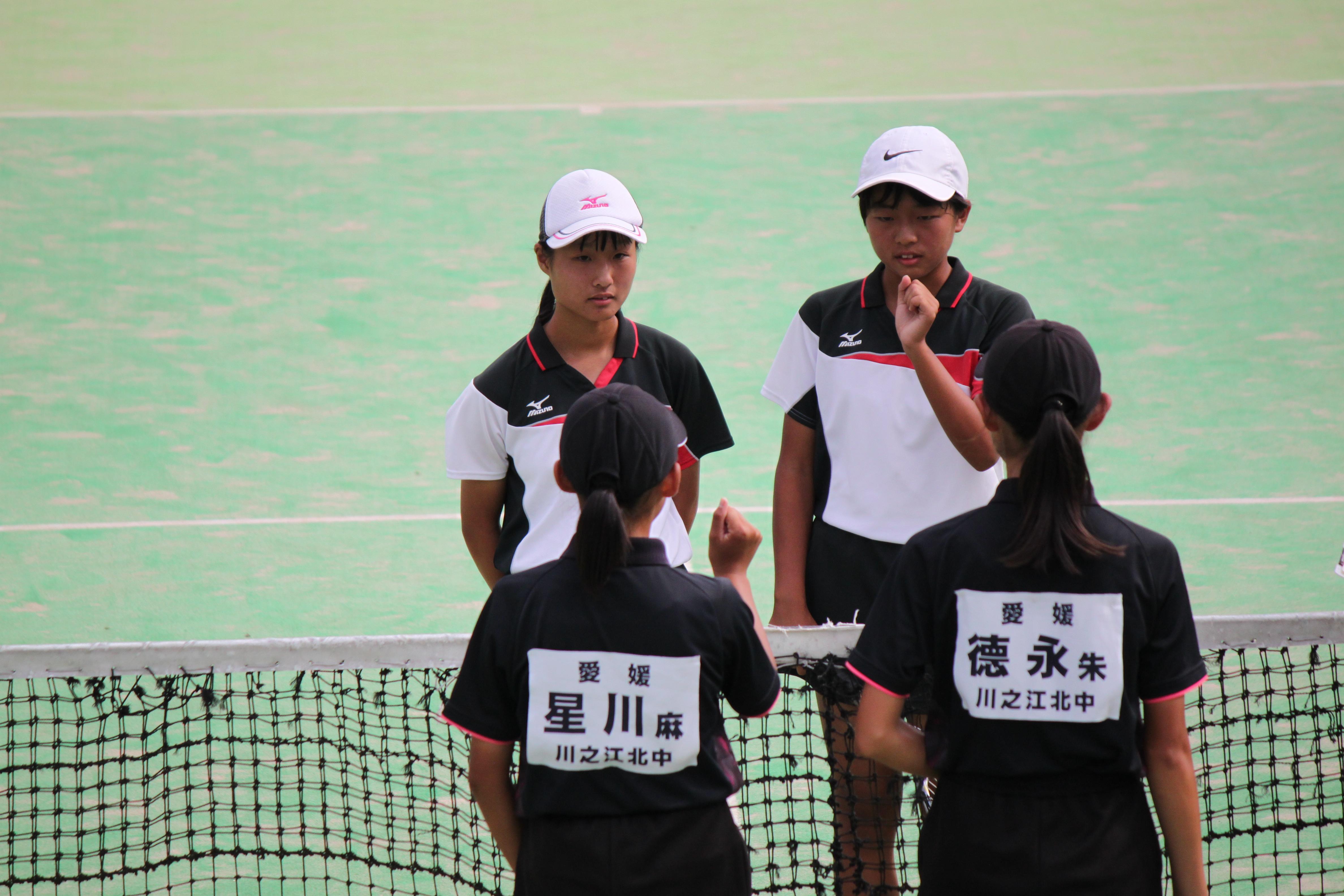 ソフトテニス(197)