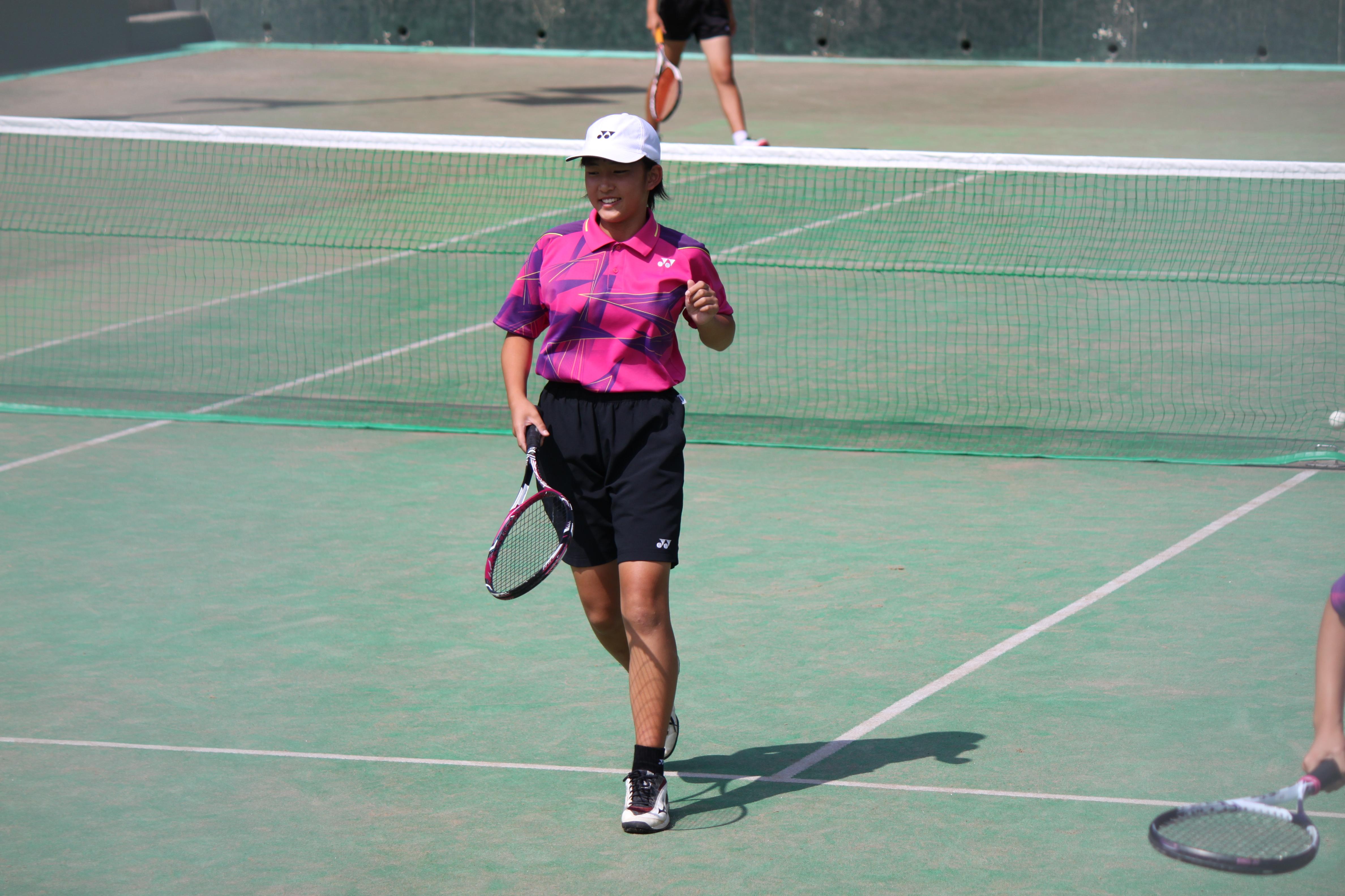 ソフトテニス (607)