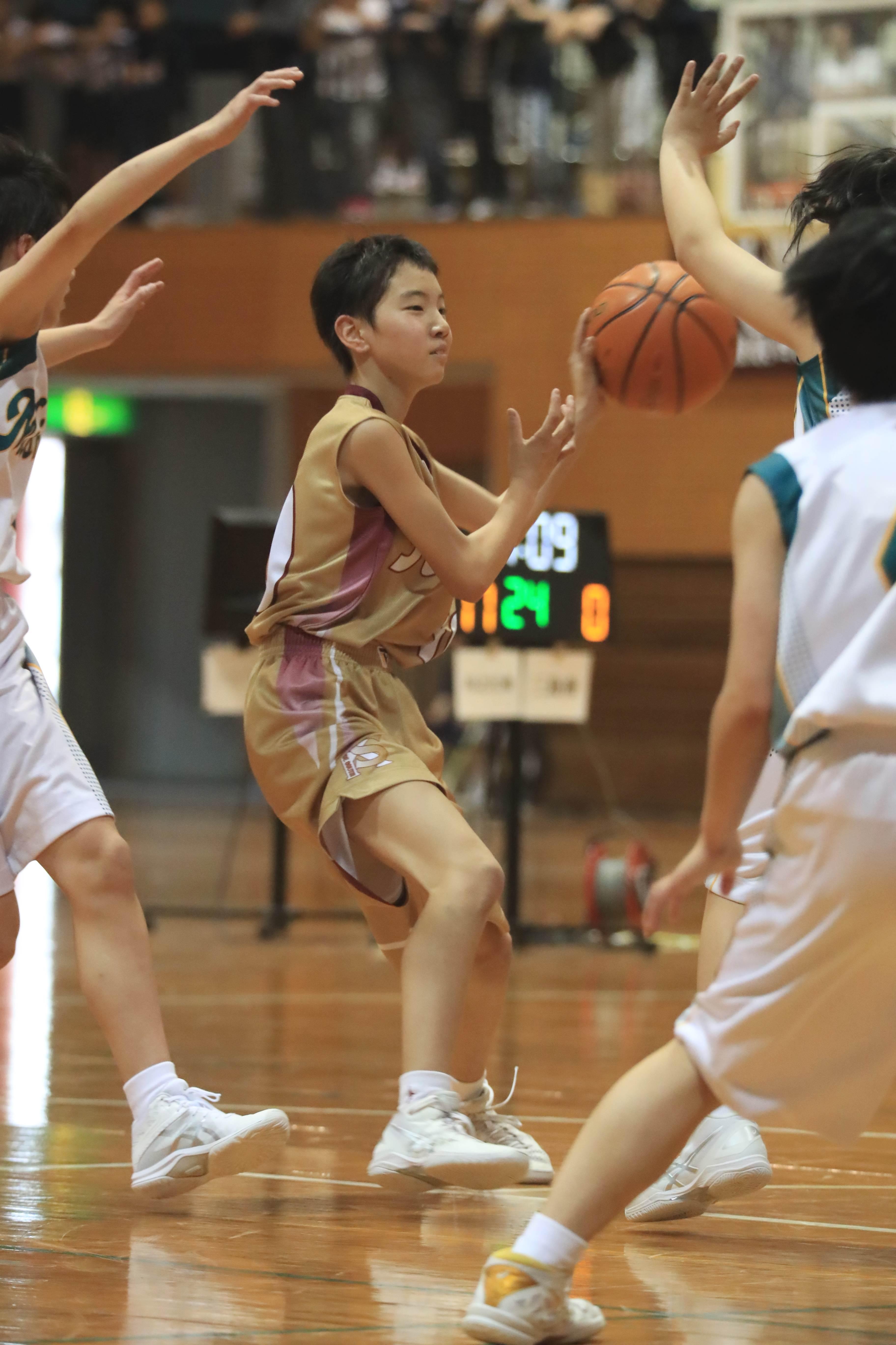バスケットボール (134)