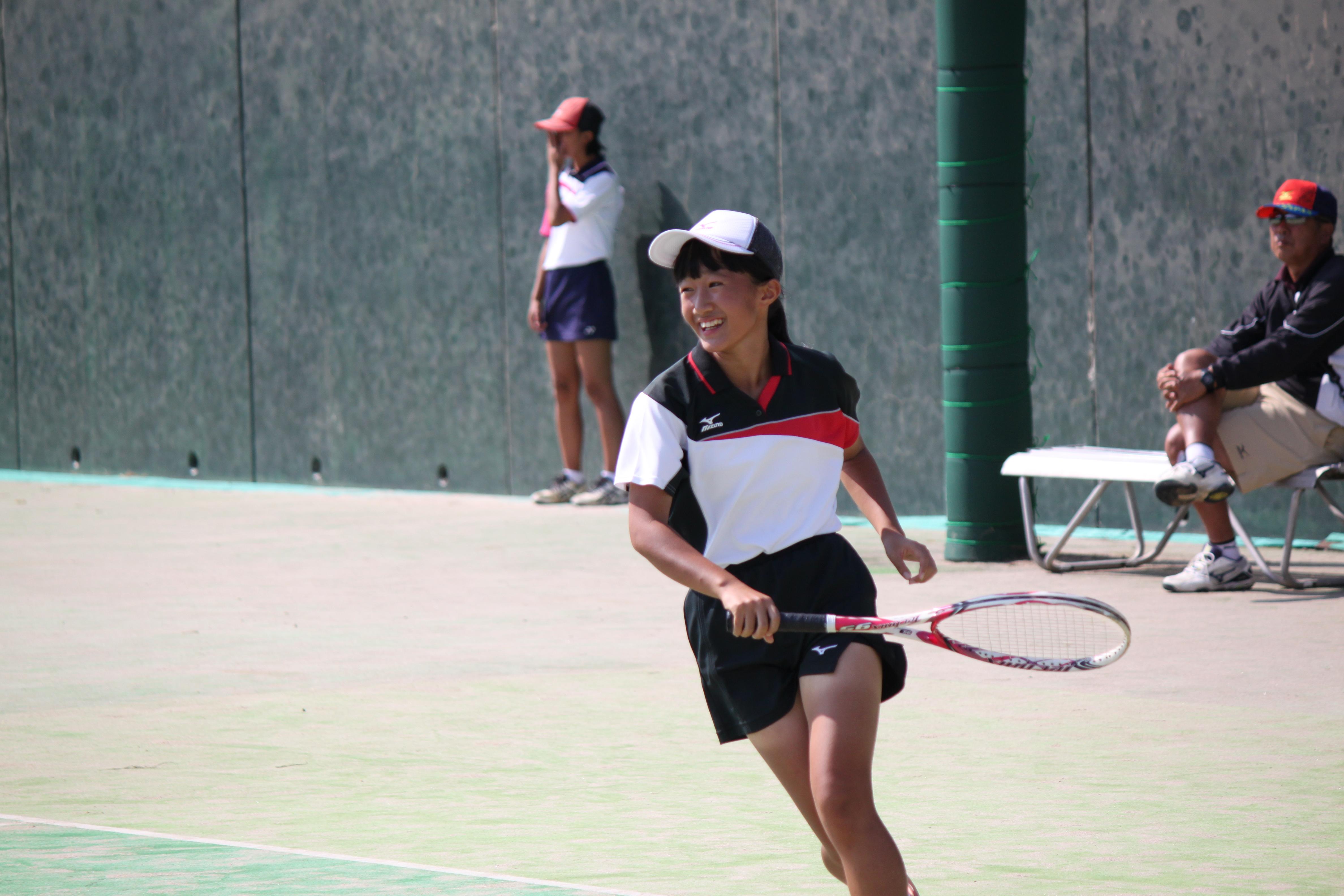 ソフトテニス(17)