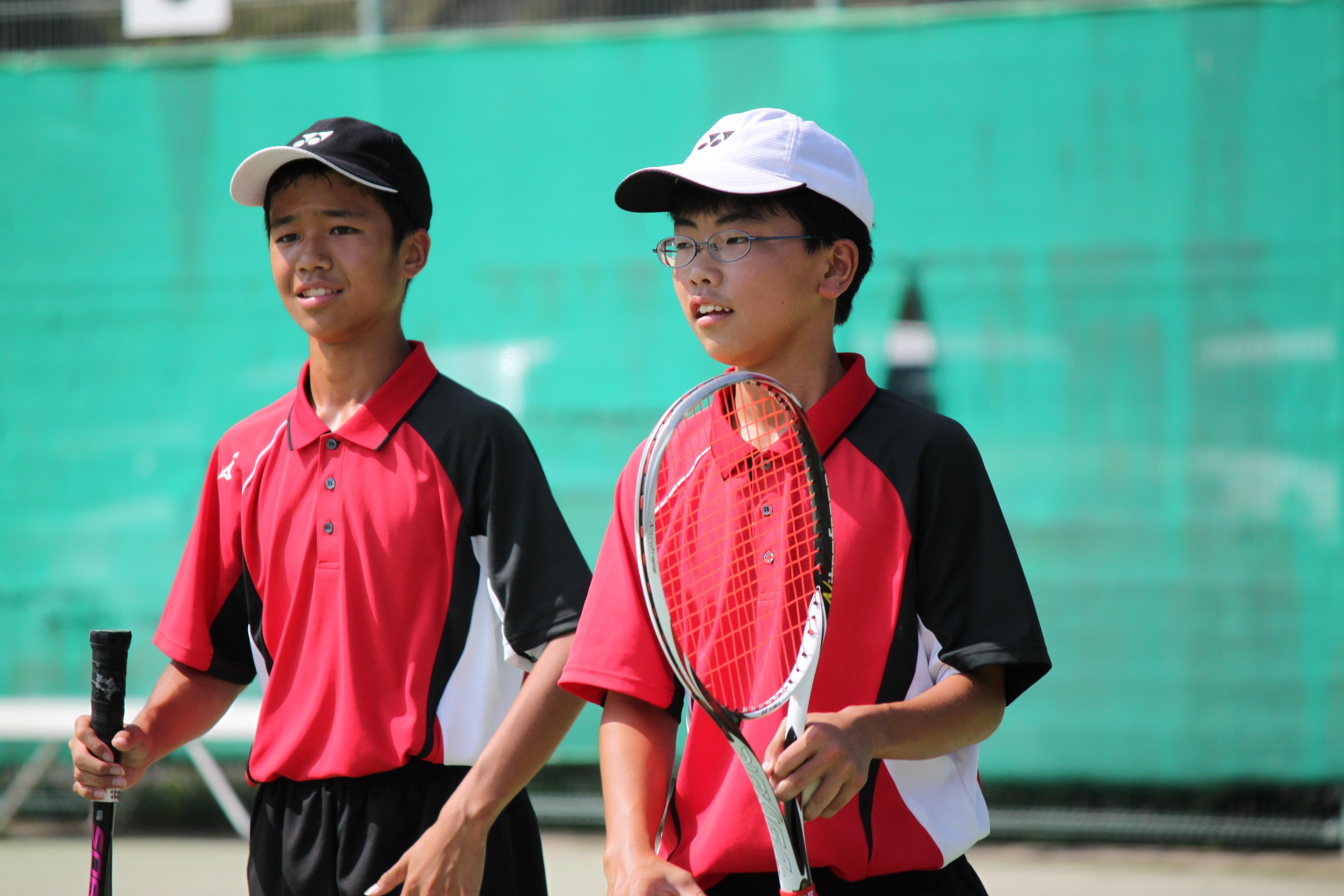 ソフトテニス(4)