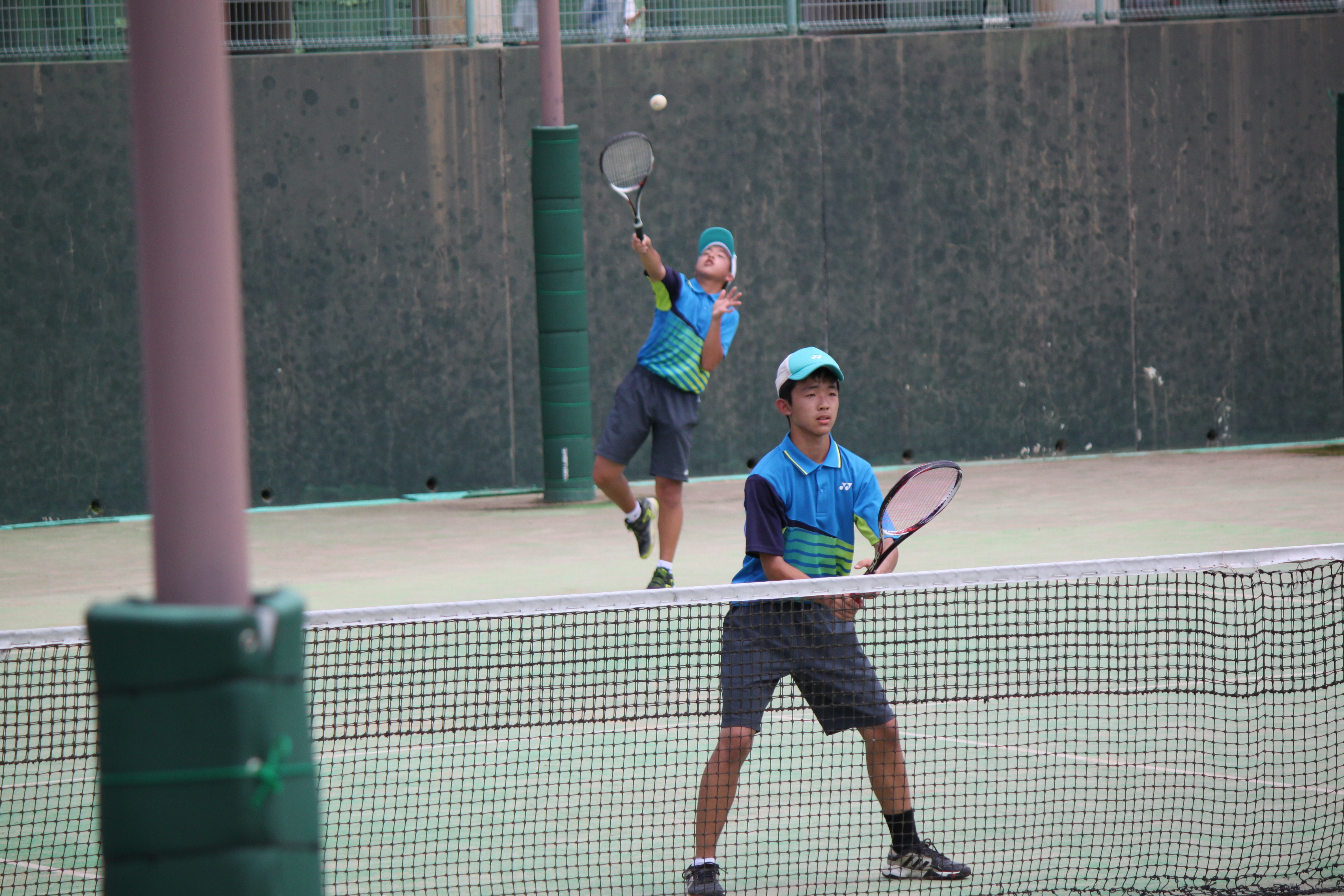 ソフトテニス (318)