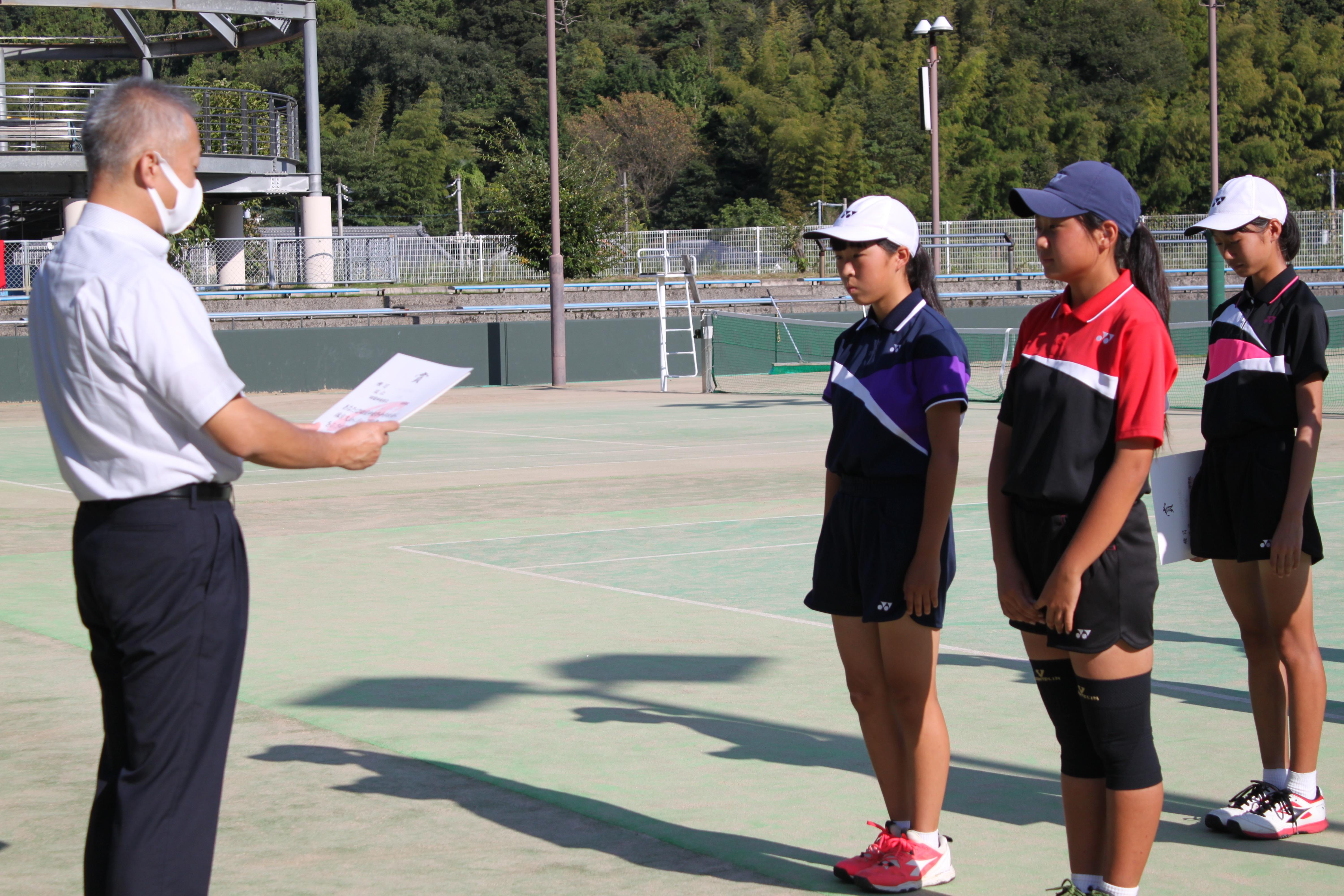 ソフトテニス (708)