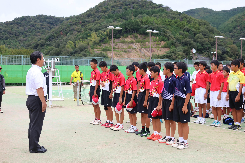 ソフトテニス (435)