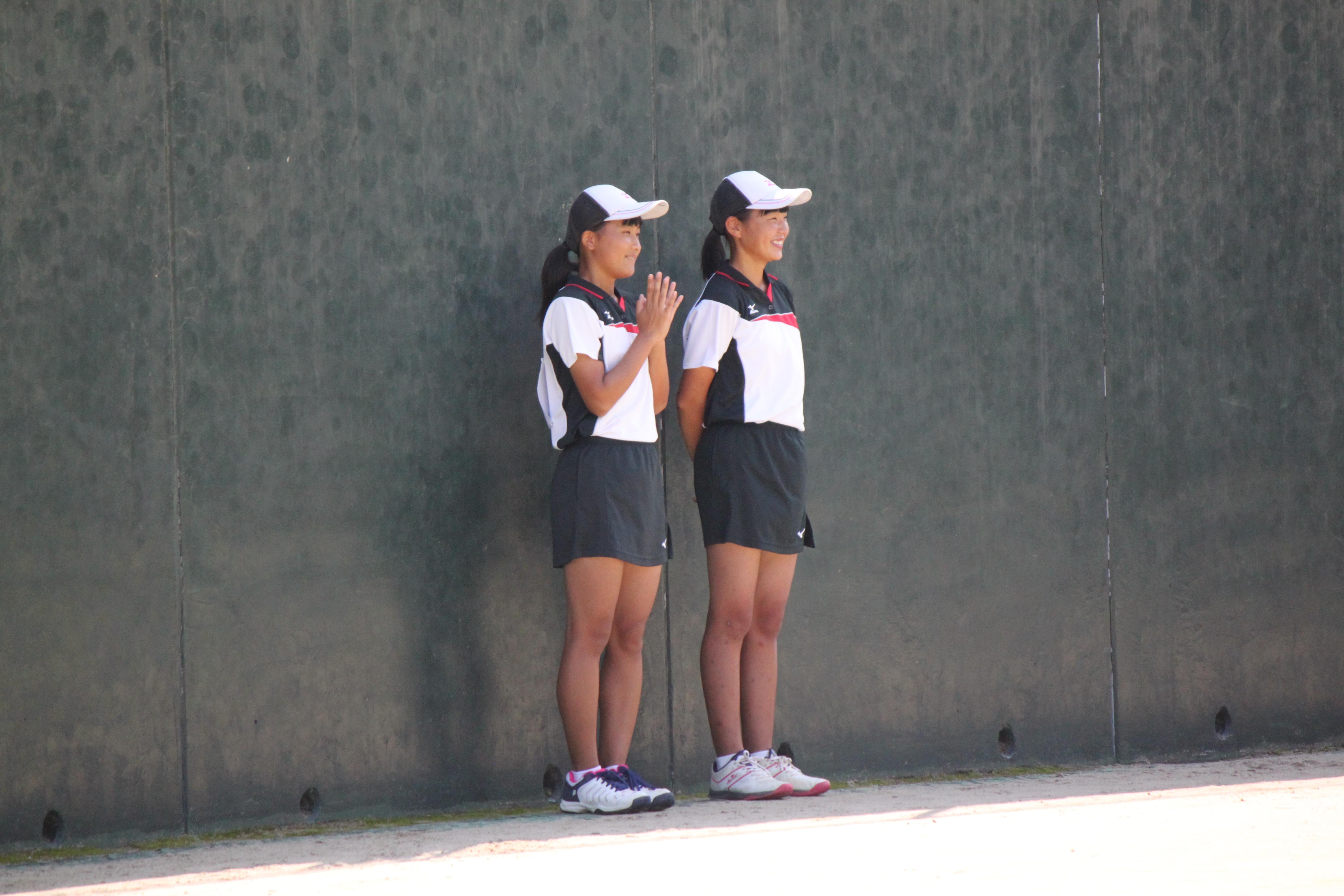ソフトテニス(14)