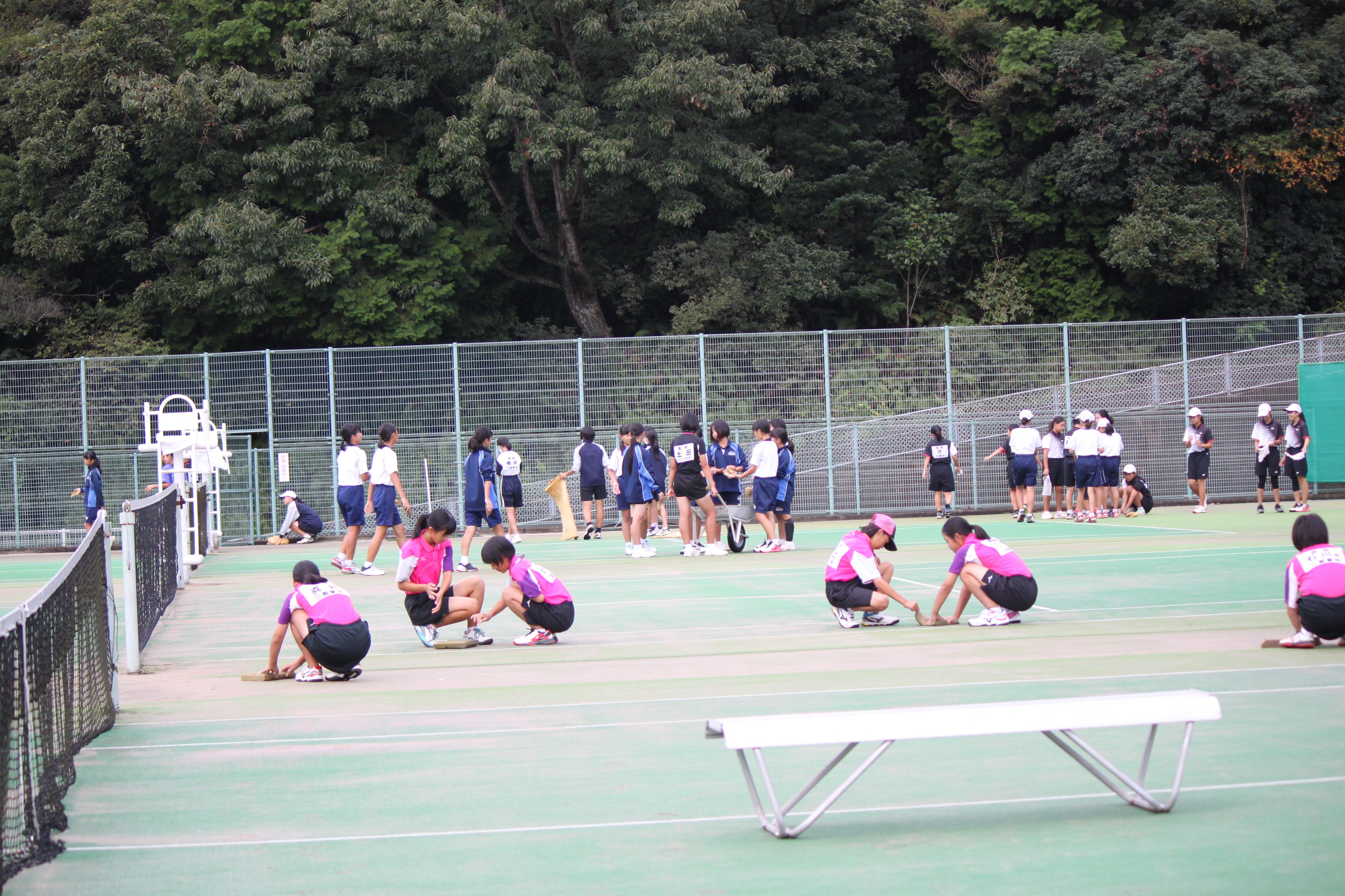 ソフトテニス (352)
