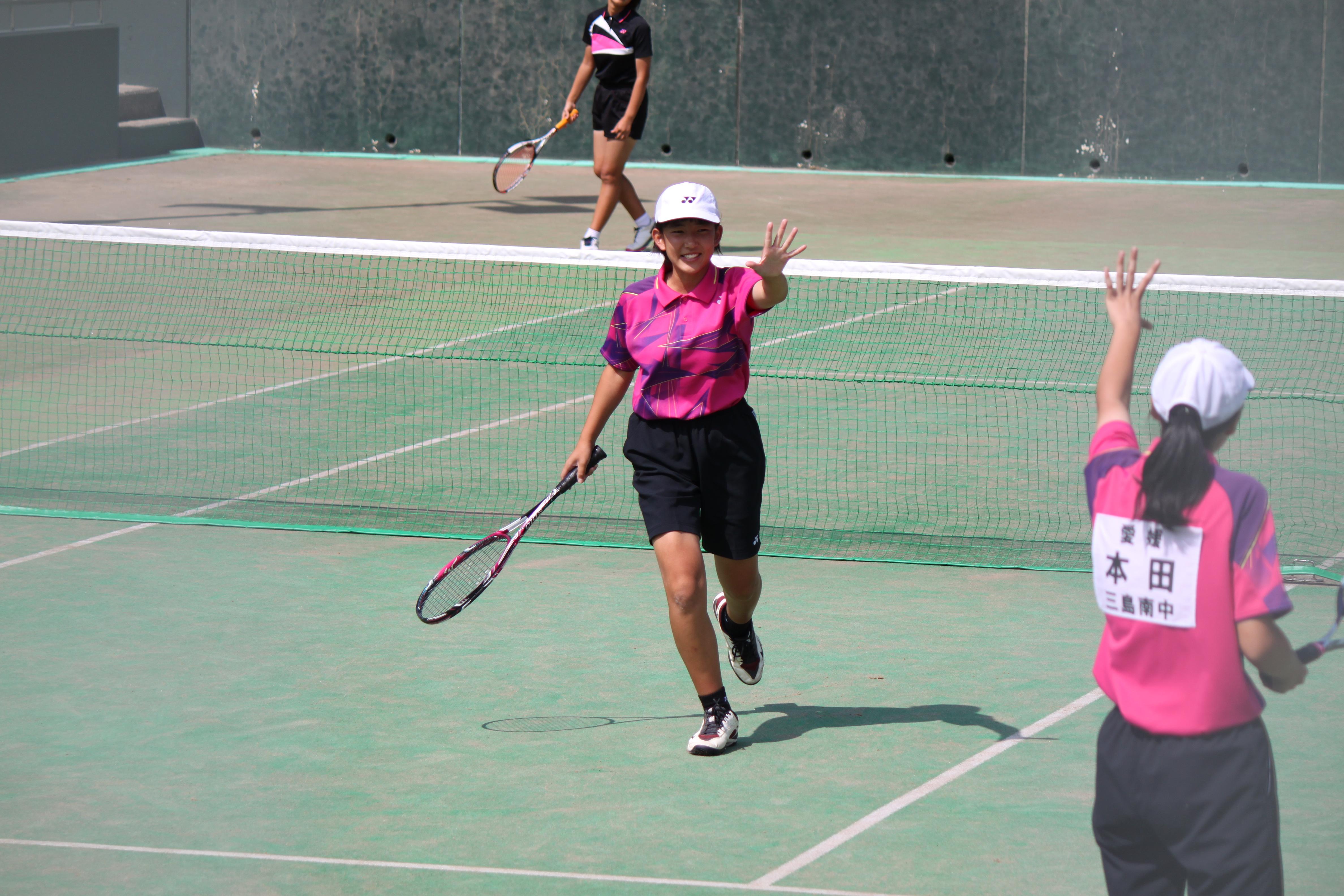 ソフトテニス (606)