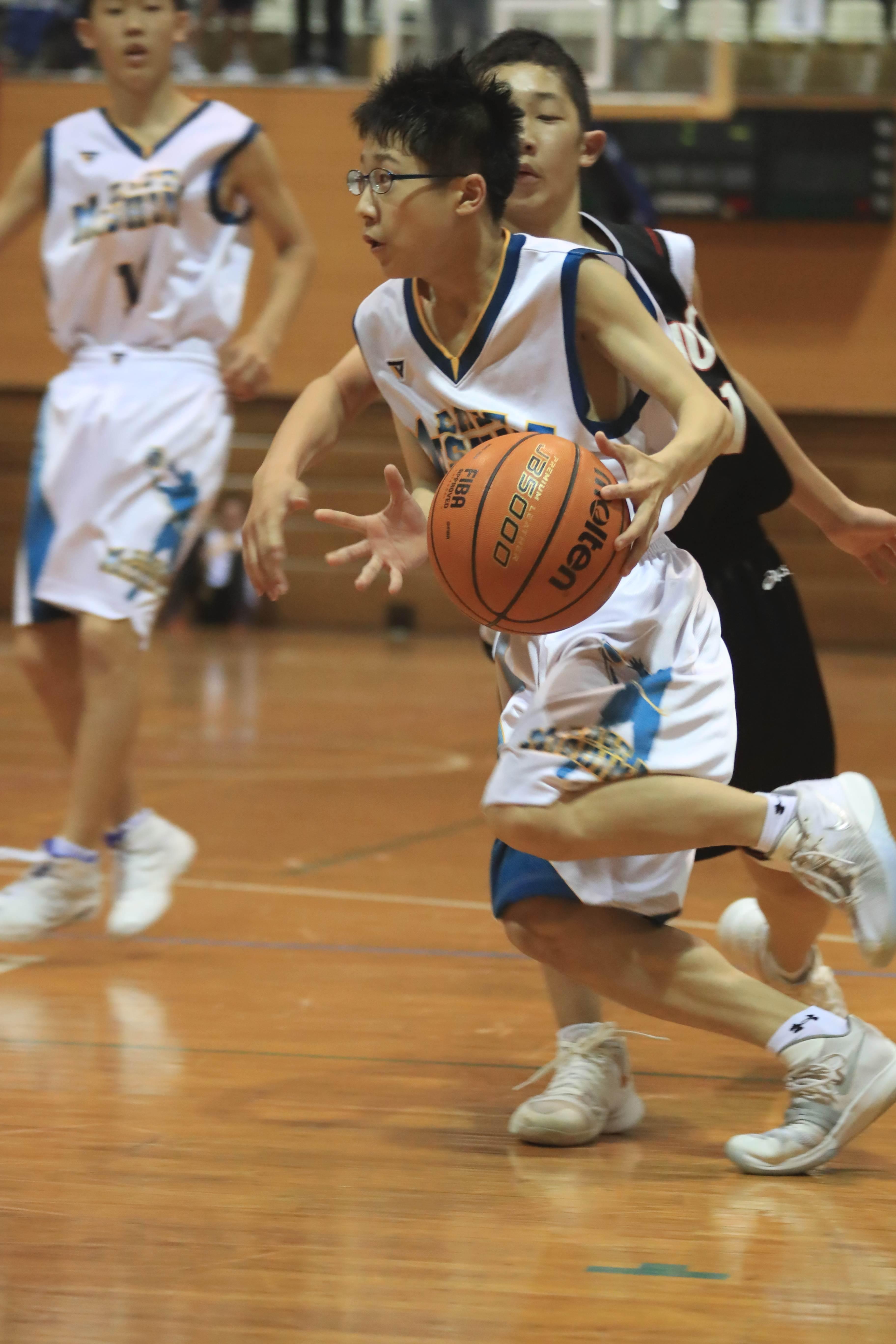 バスケットボール (4)