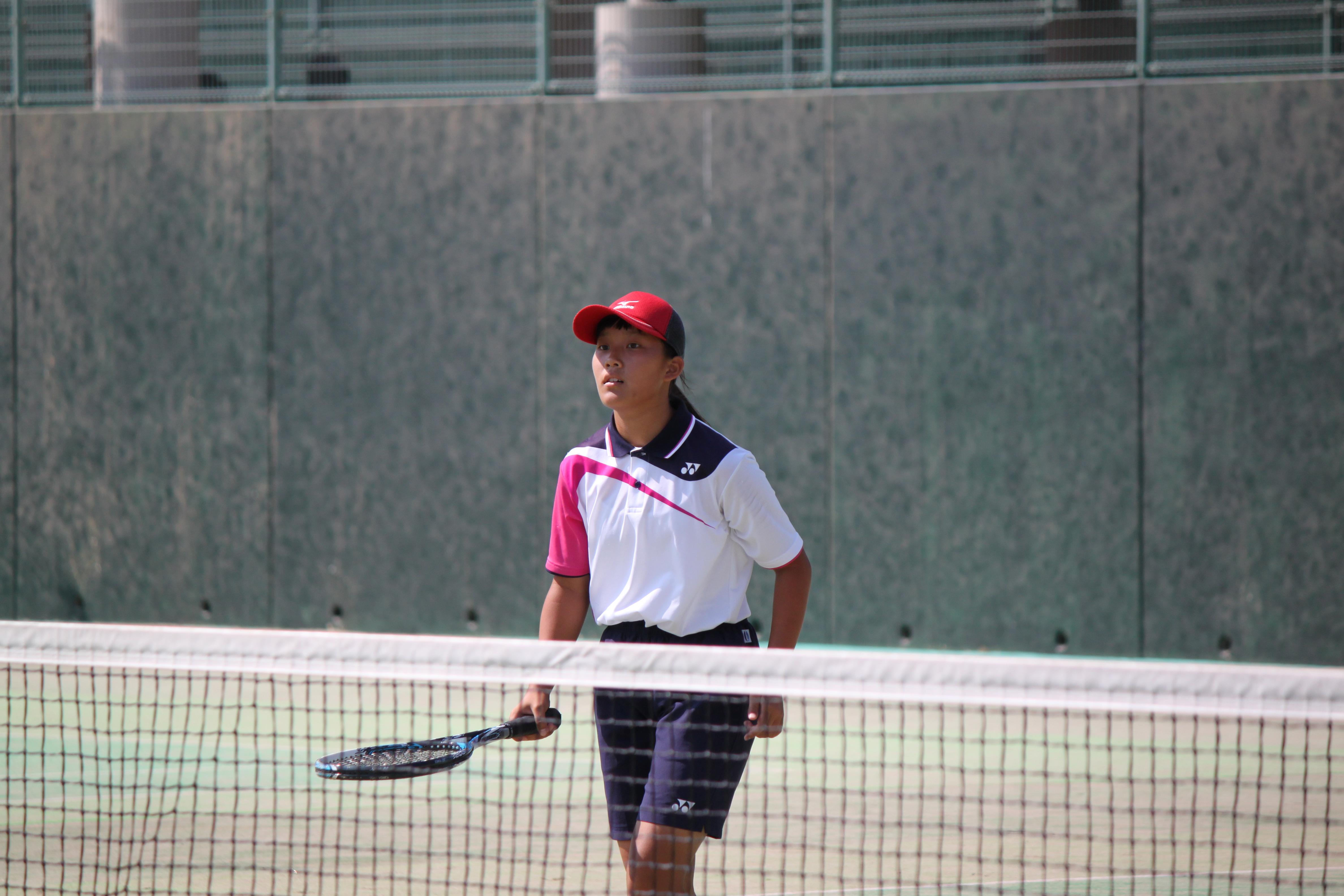 ソフトテニス(7)