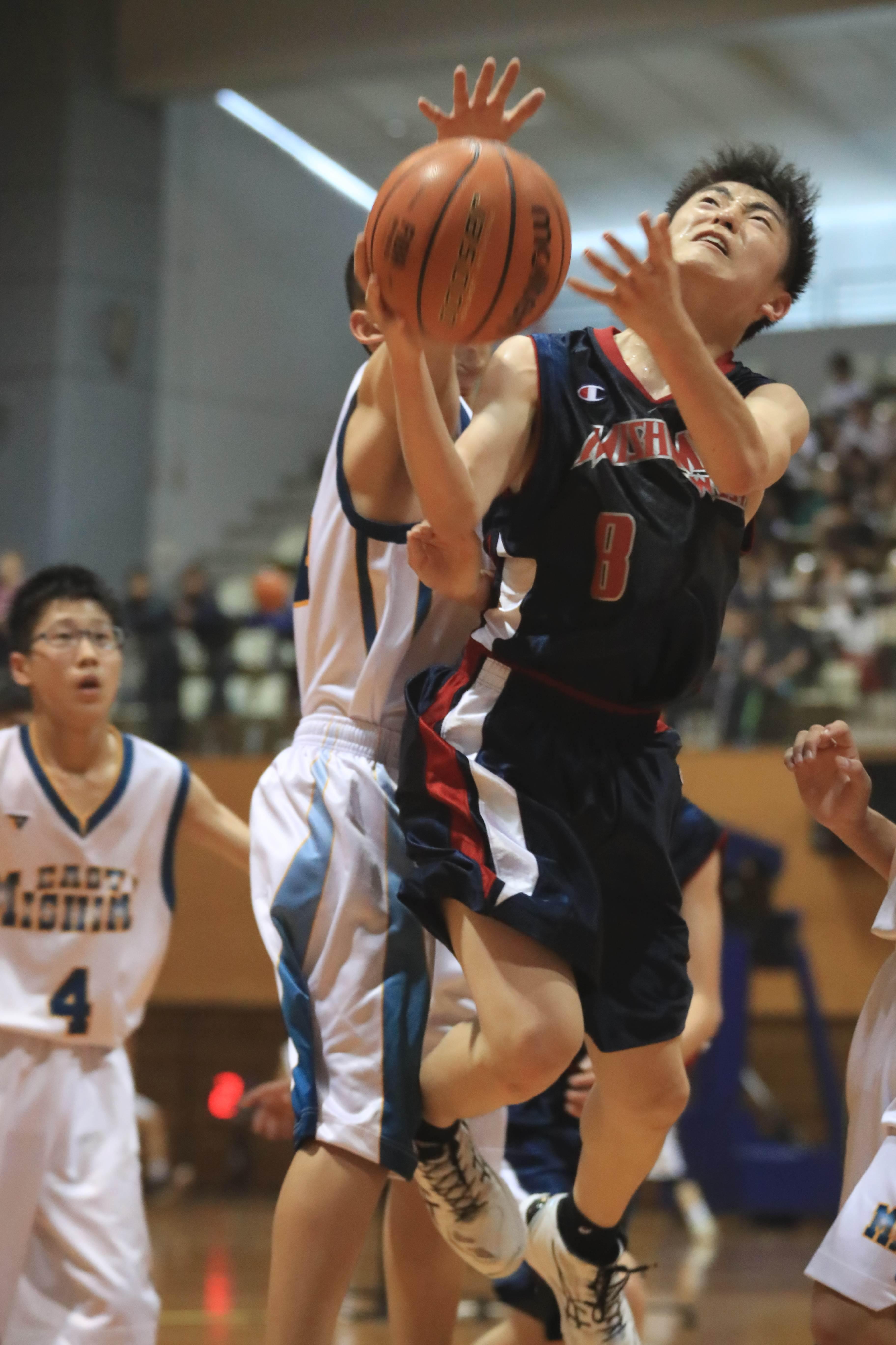 バスケットボール (107)