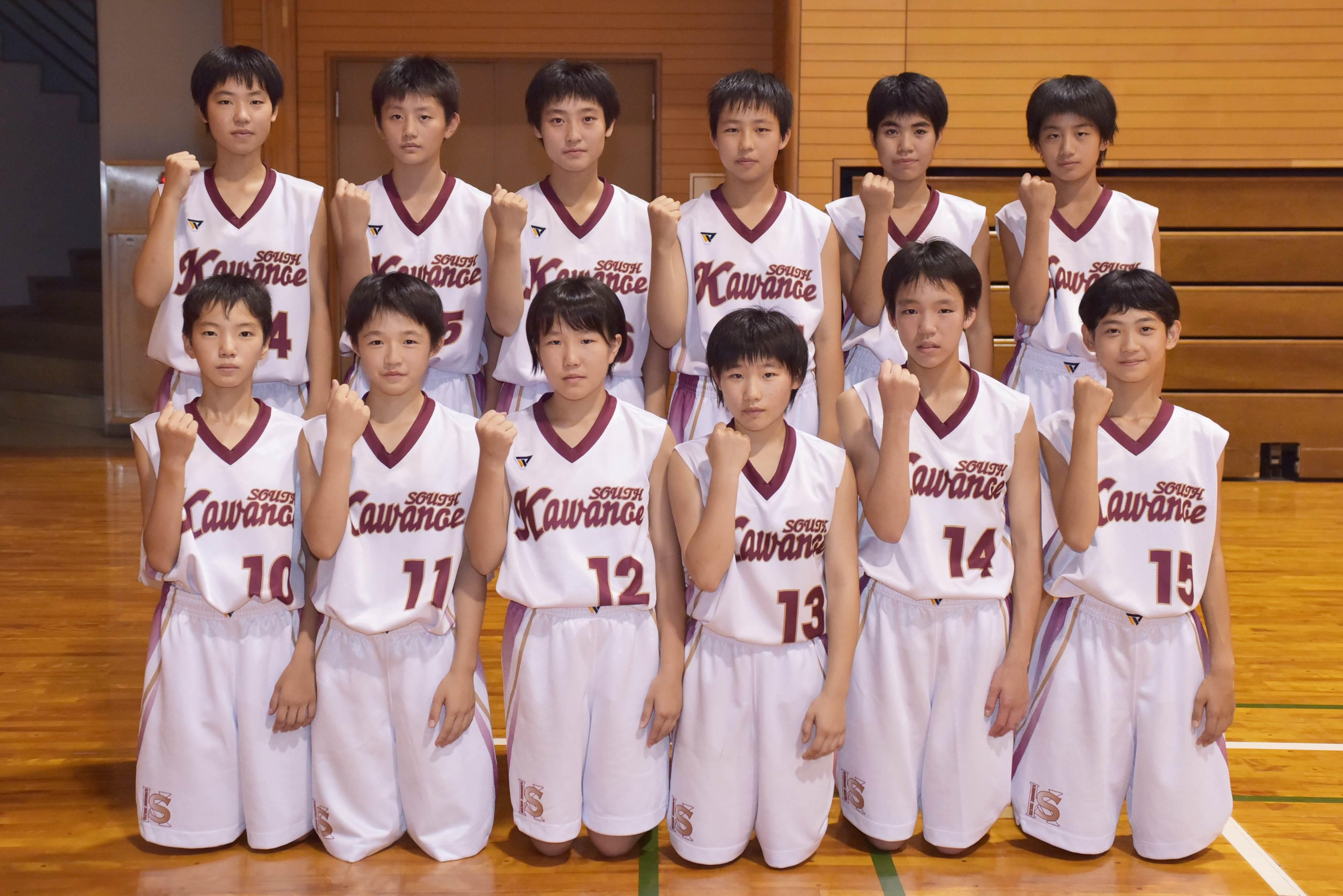 バスケットボール女子_優勝_川之江南