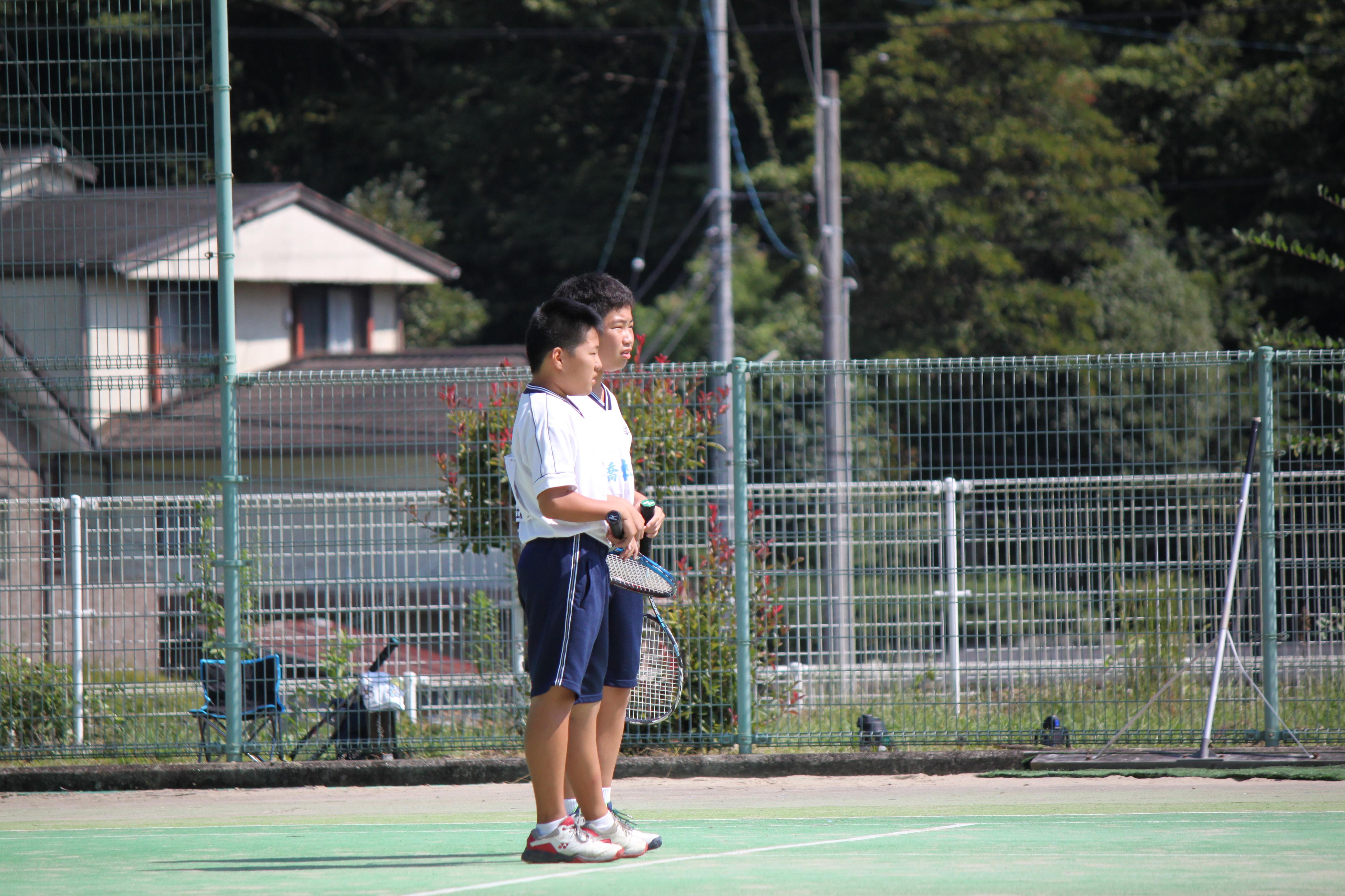 ソフトテニス(61)