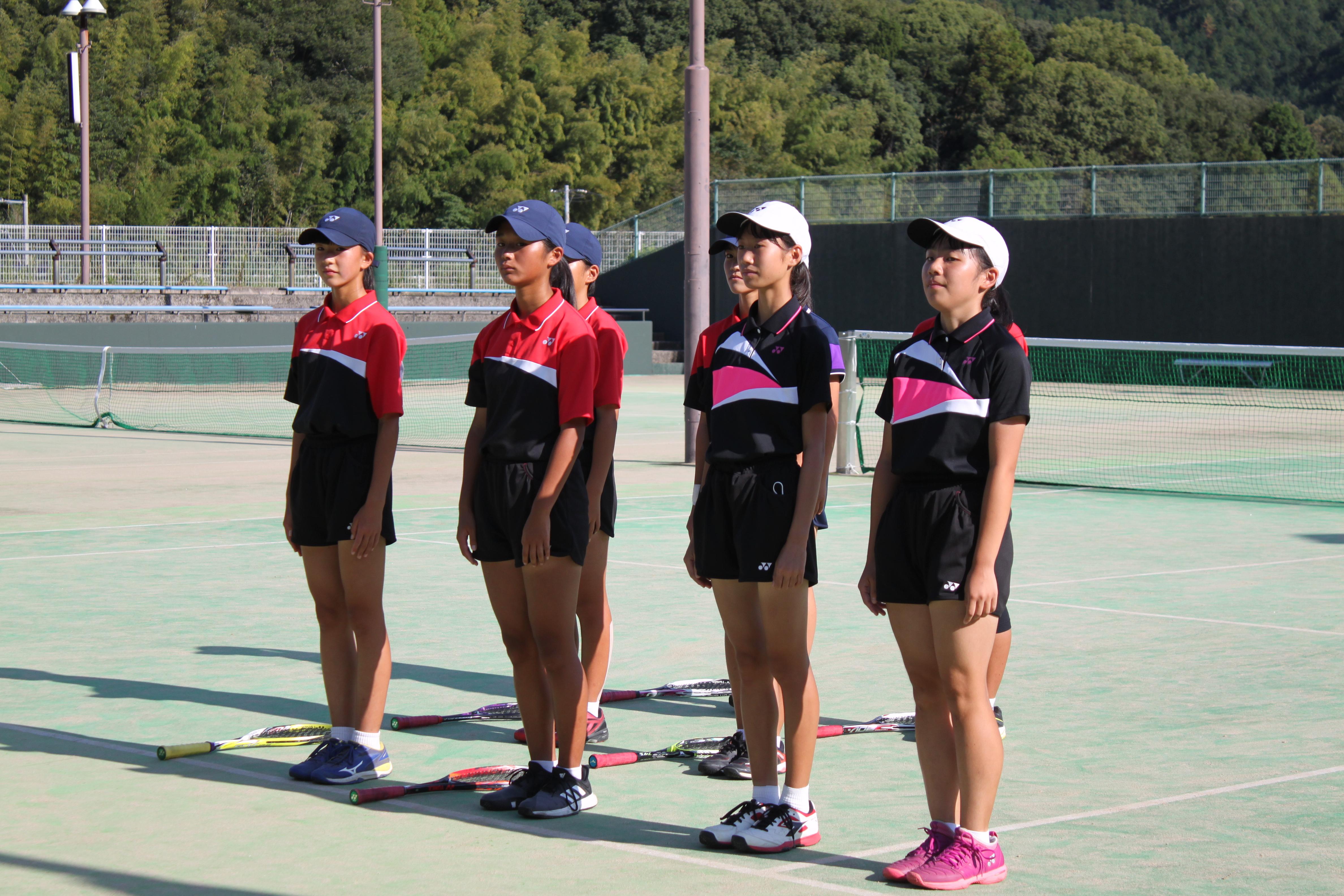 ソフトテニス (695)