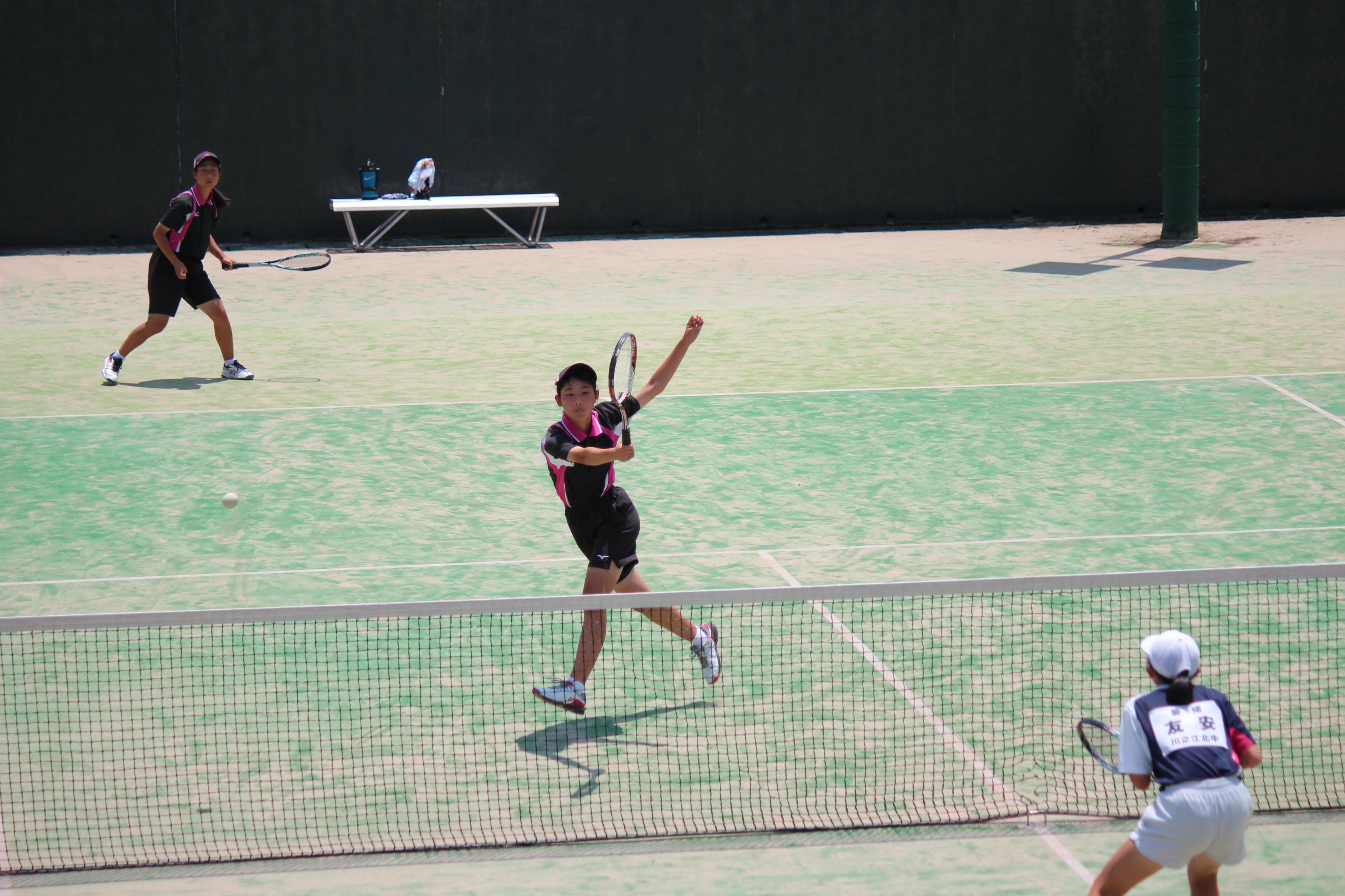 ソフトテニス (151)
