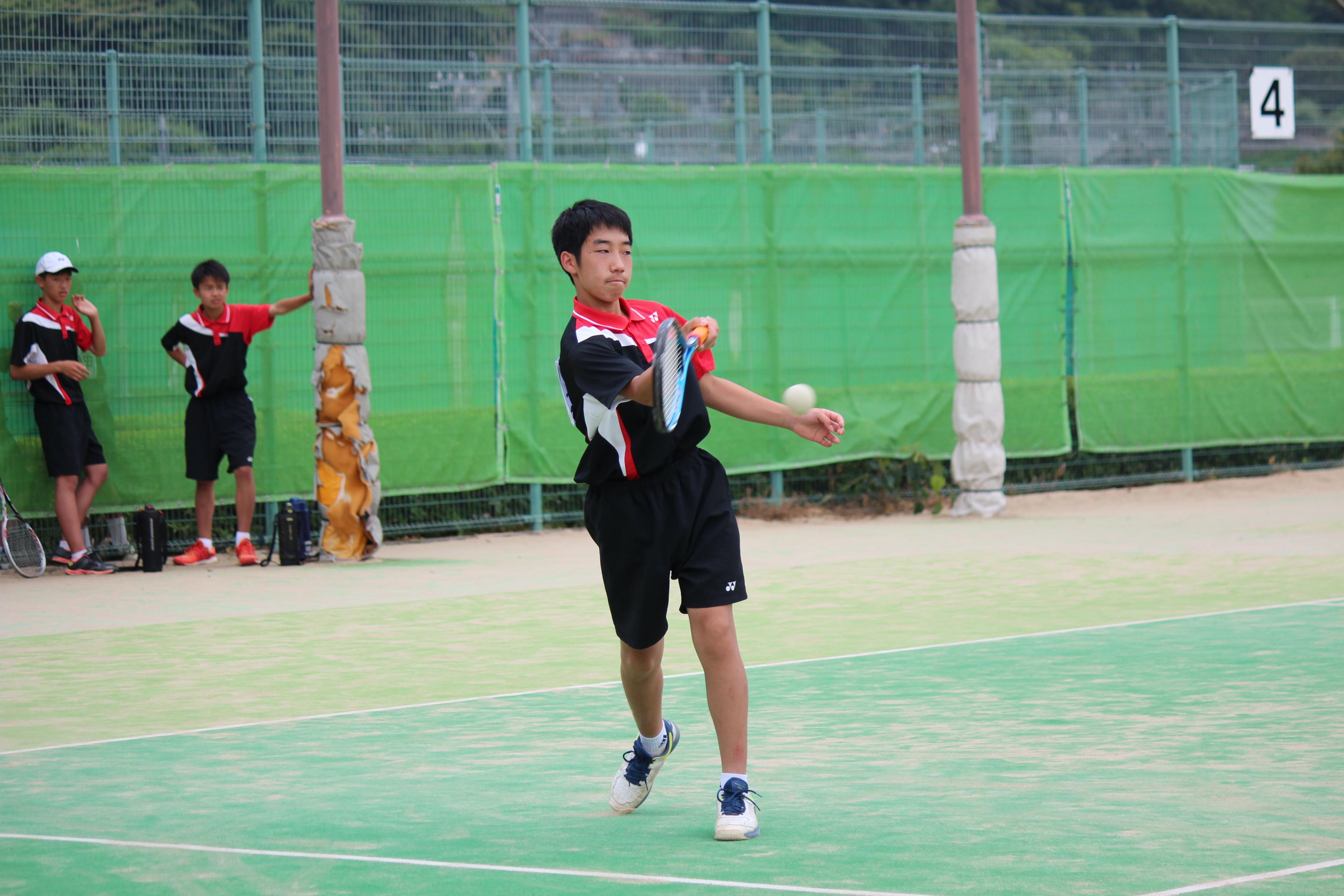 ソフトテニス (7)