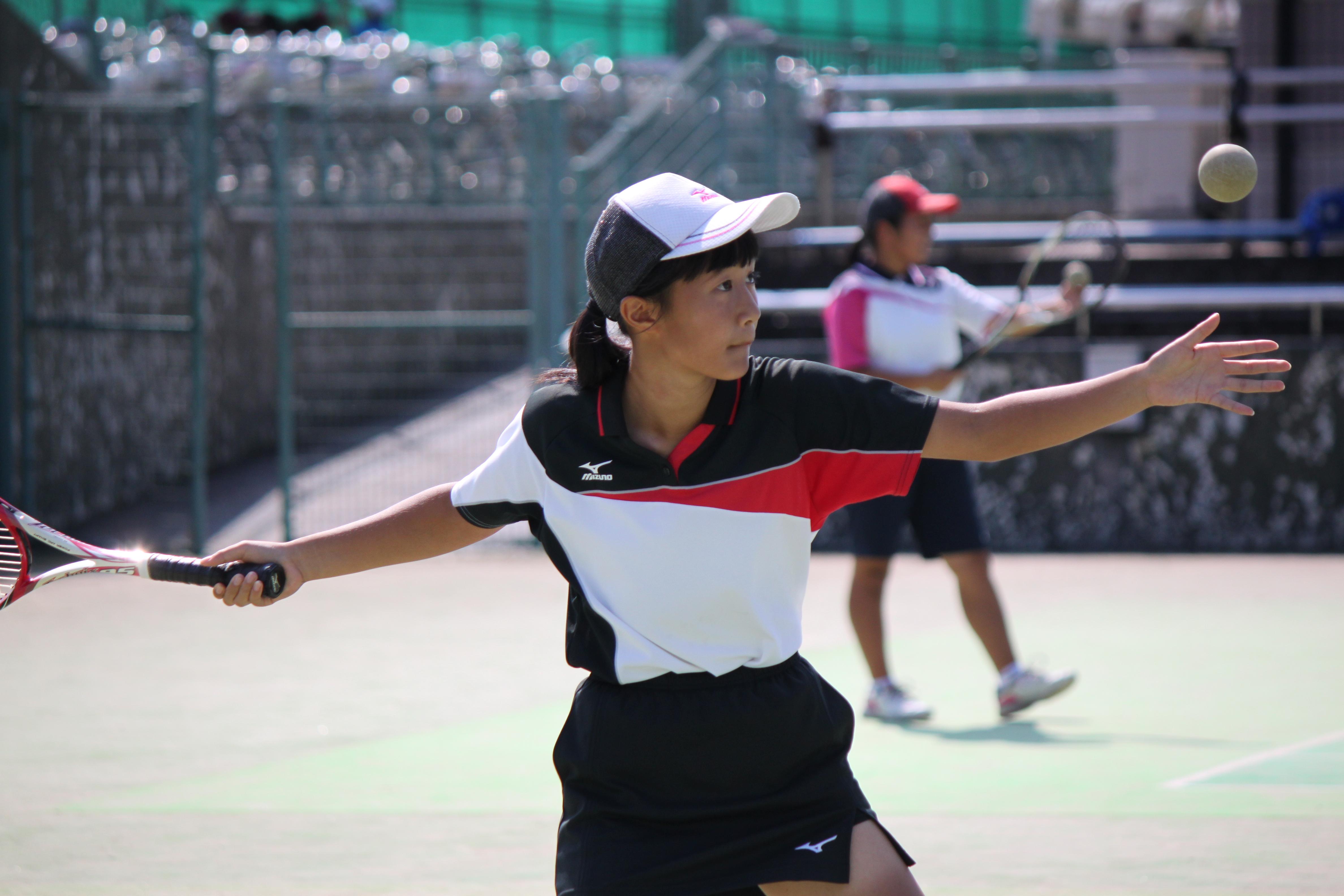 ソフトテニス(9)