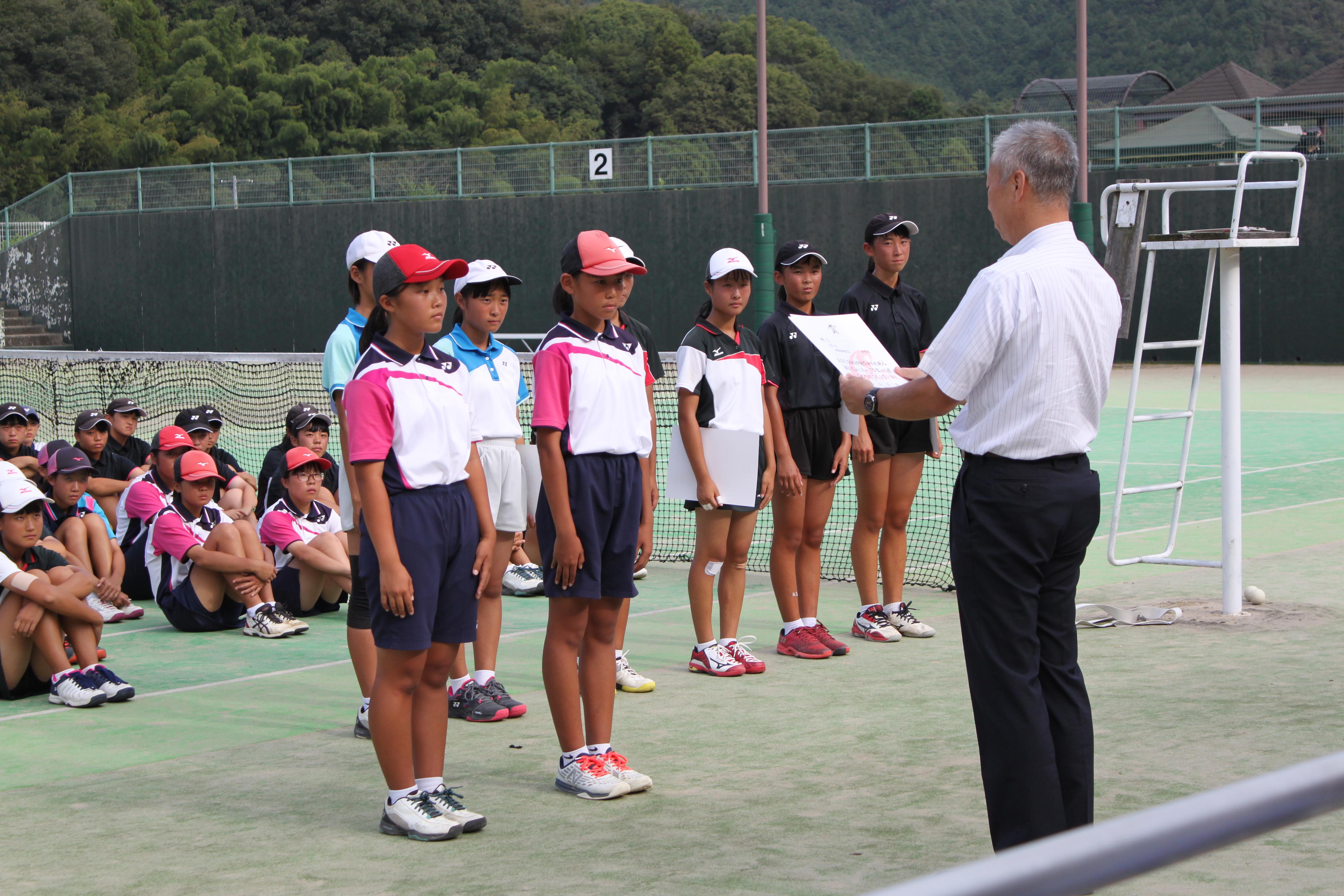 ソフトテニス(213)