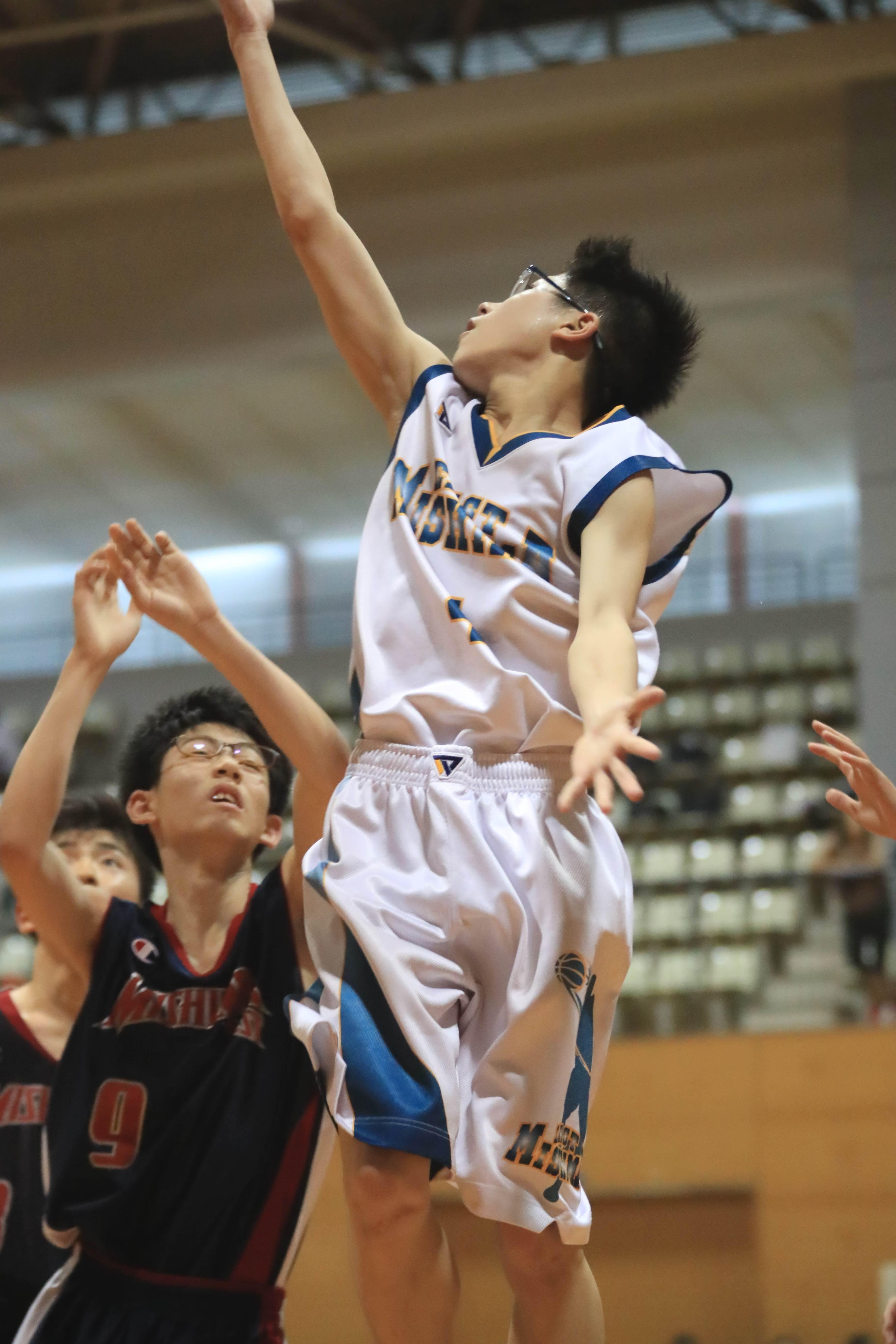 バスケットボール (122)