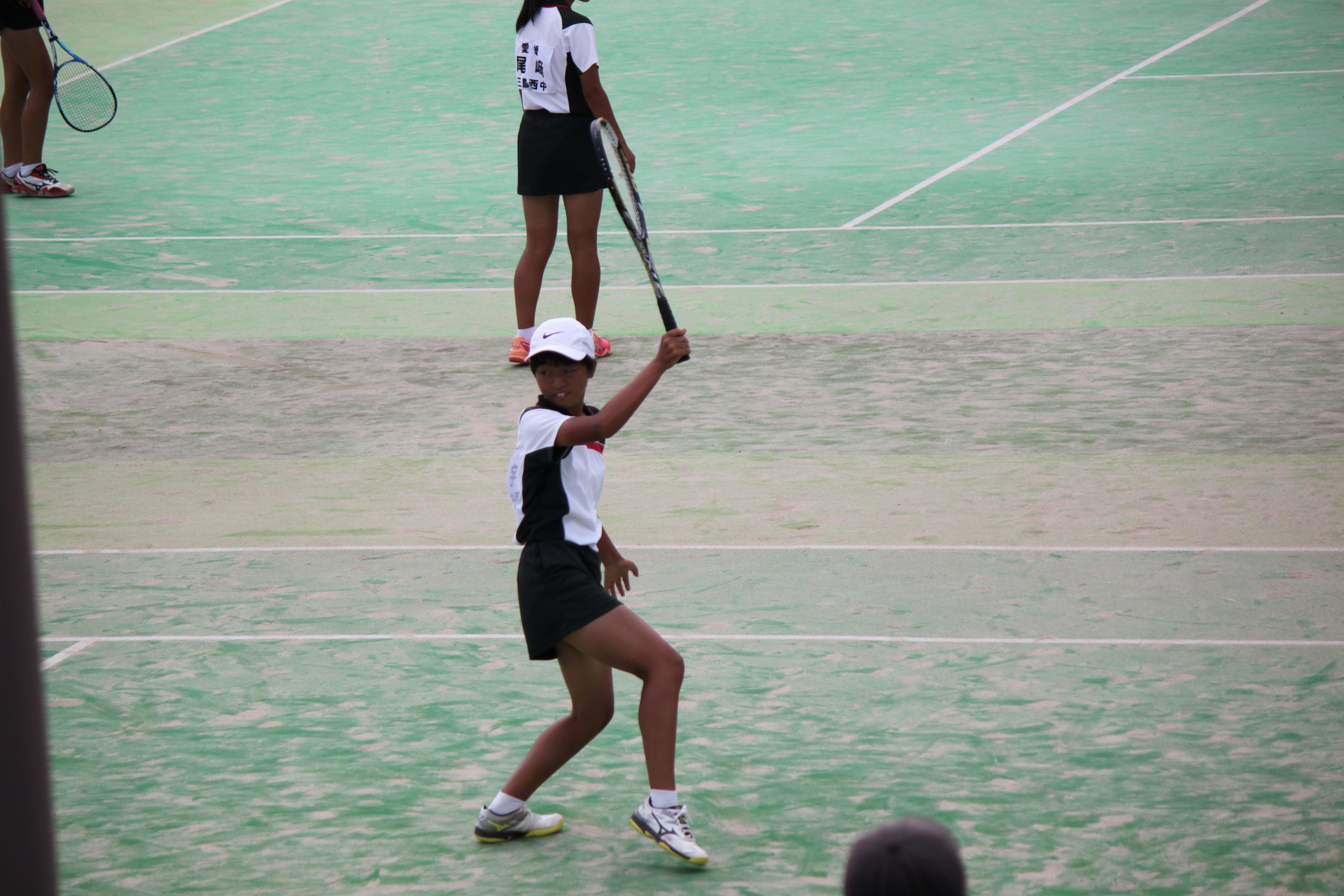 ソフトテニス(167)