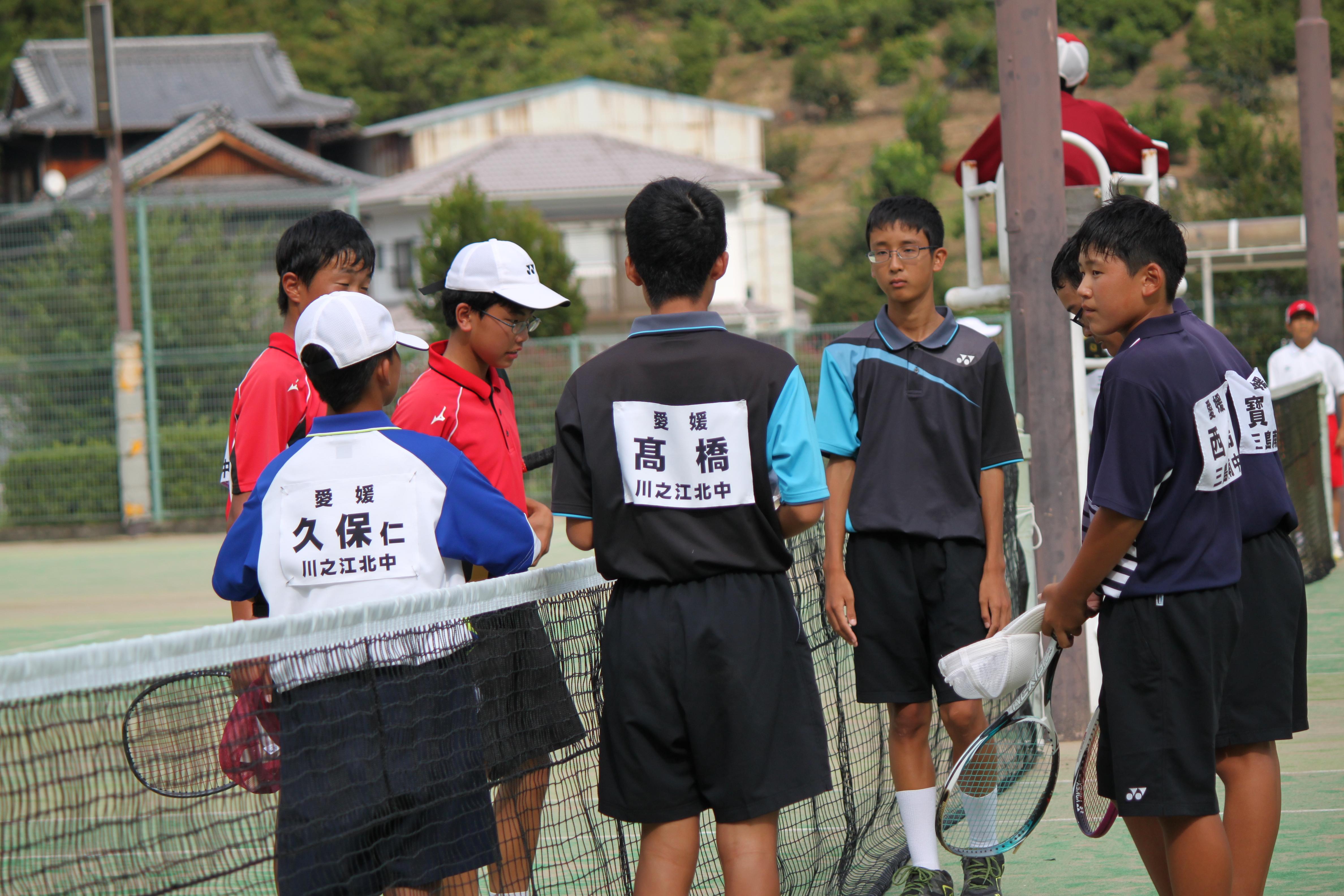 ソフトテニス(194)