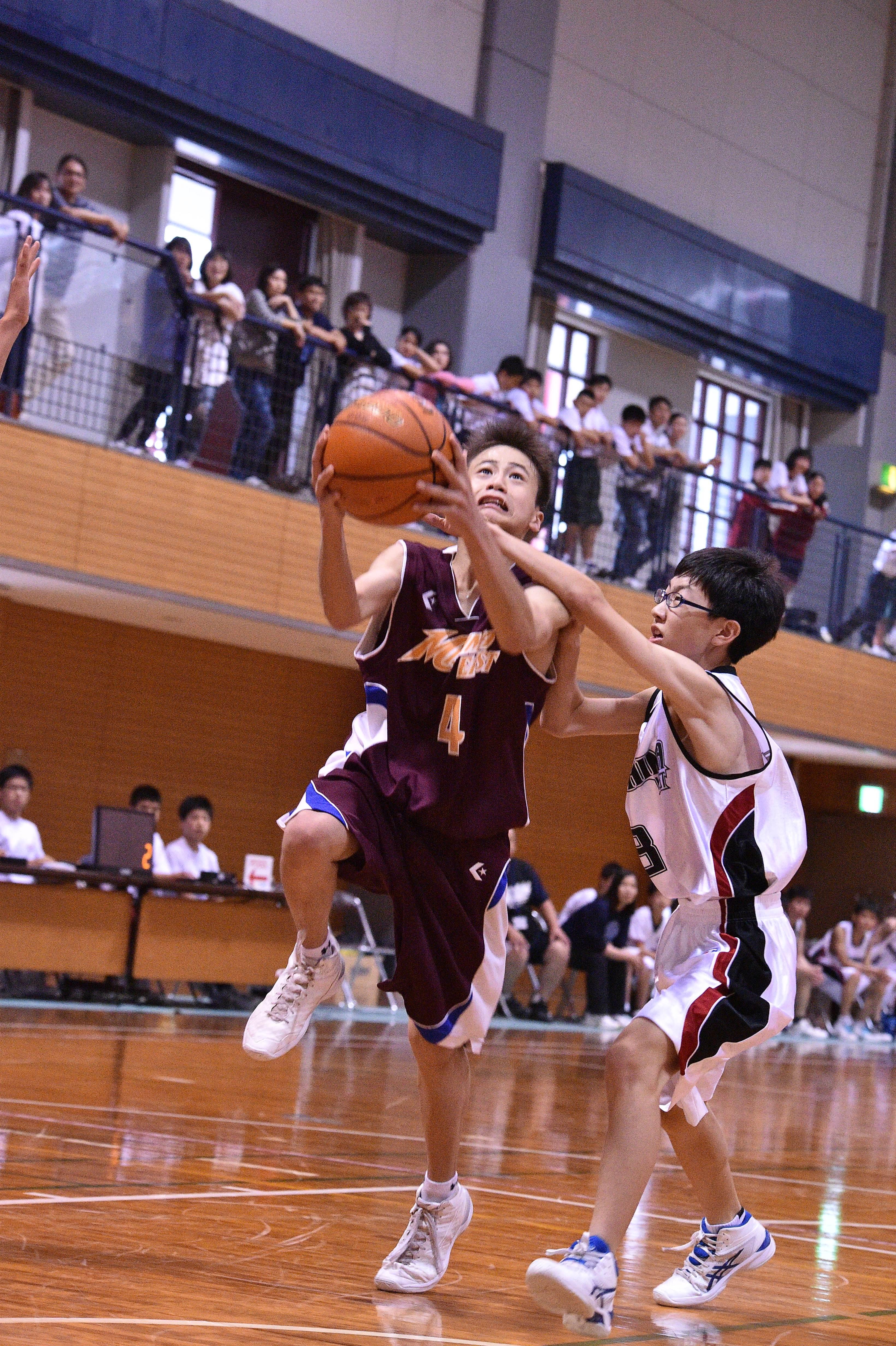 バスケットボール (5)