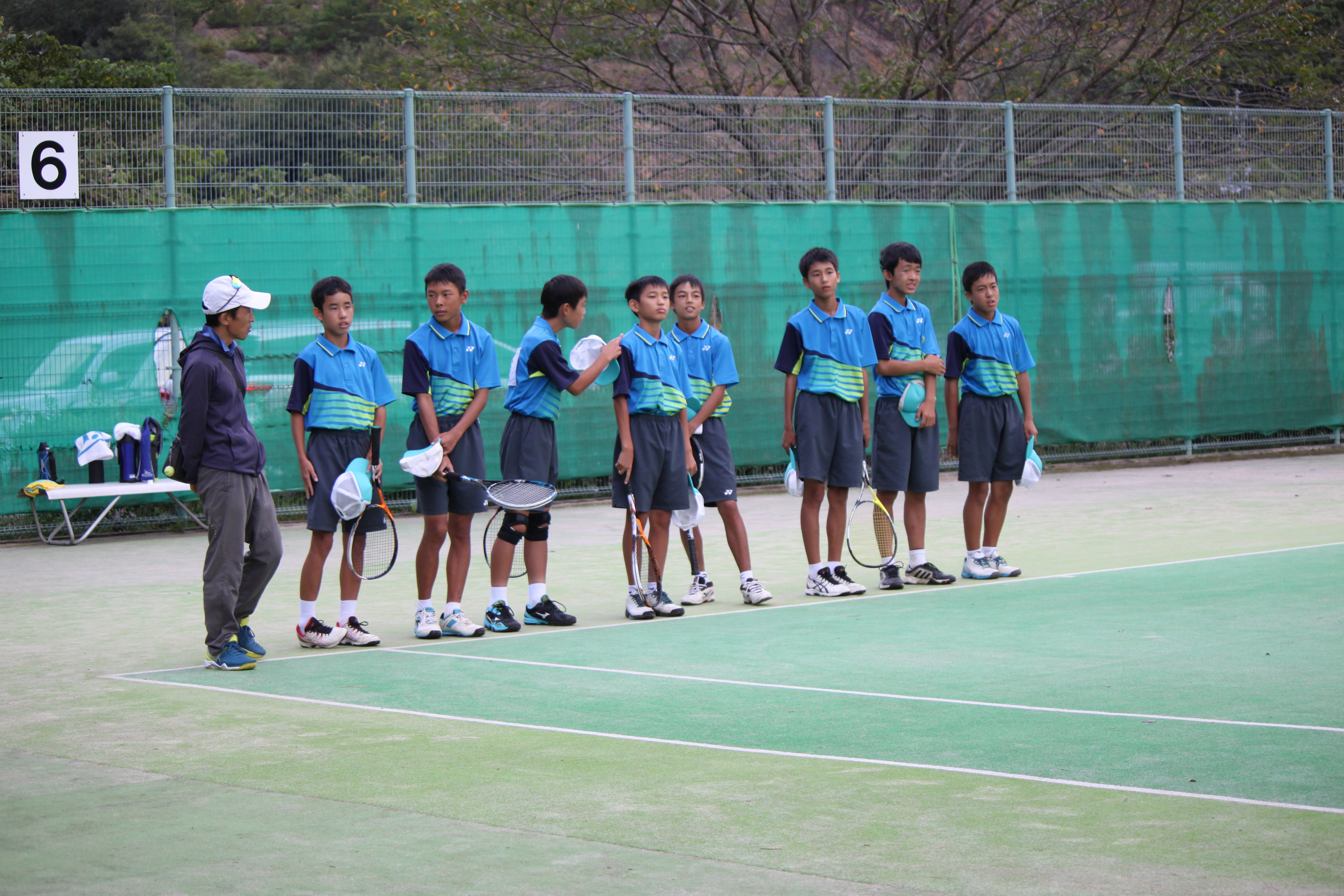 ソフトテニス(465)