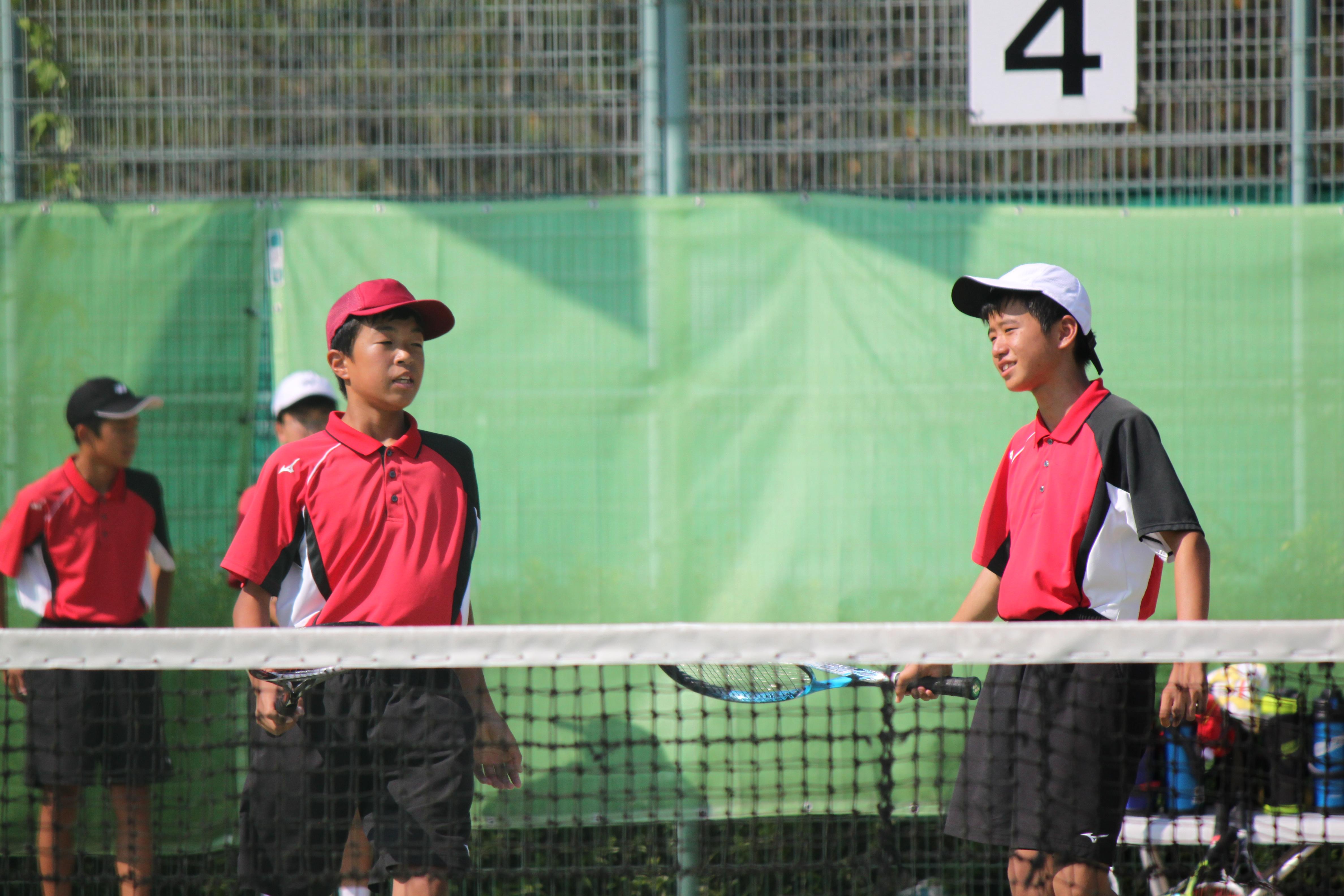 ソフトテニス(19)