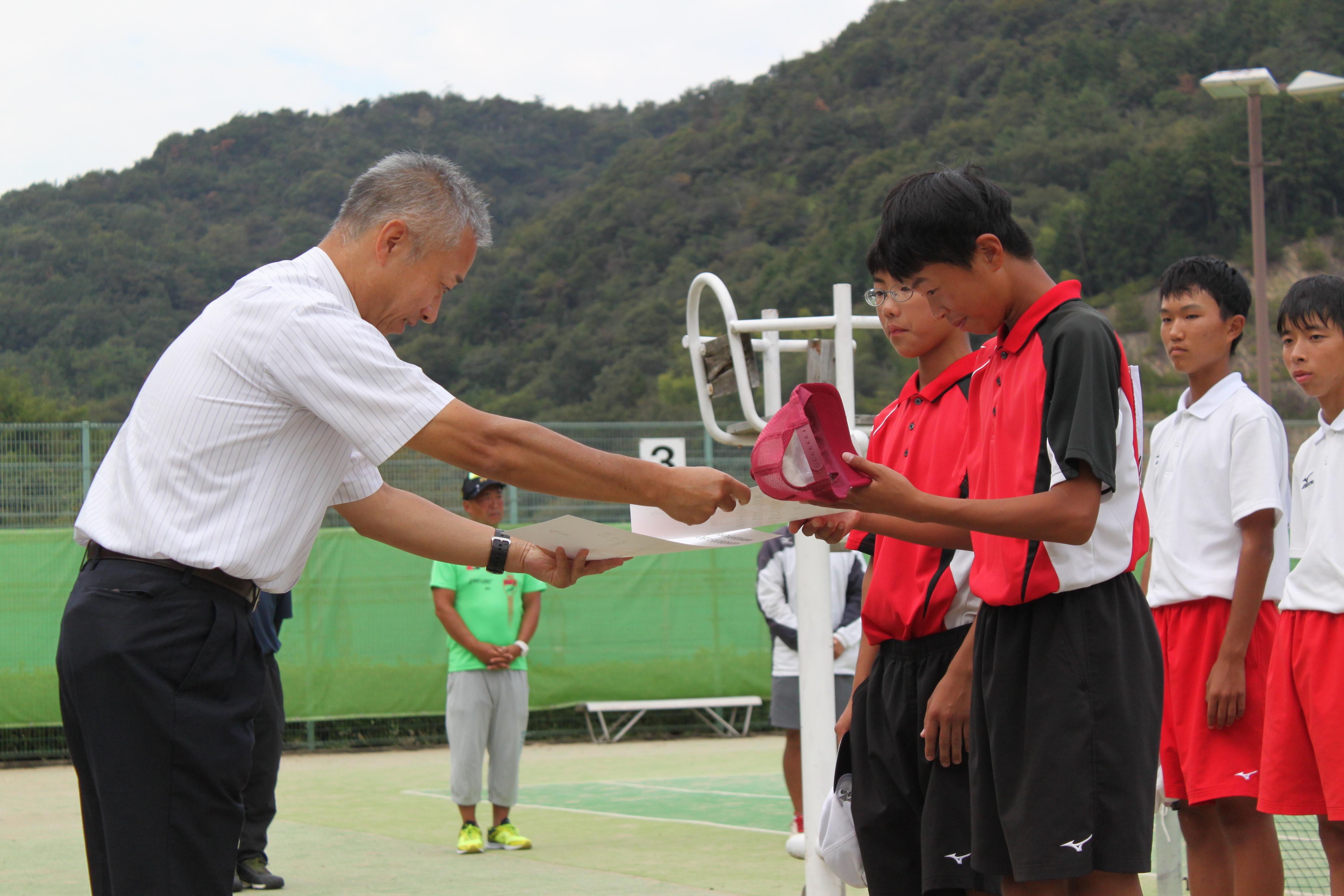 ソフトテニス(216)