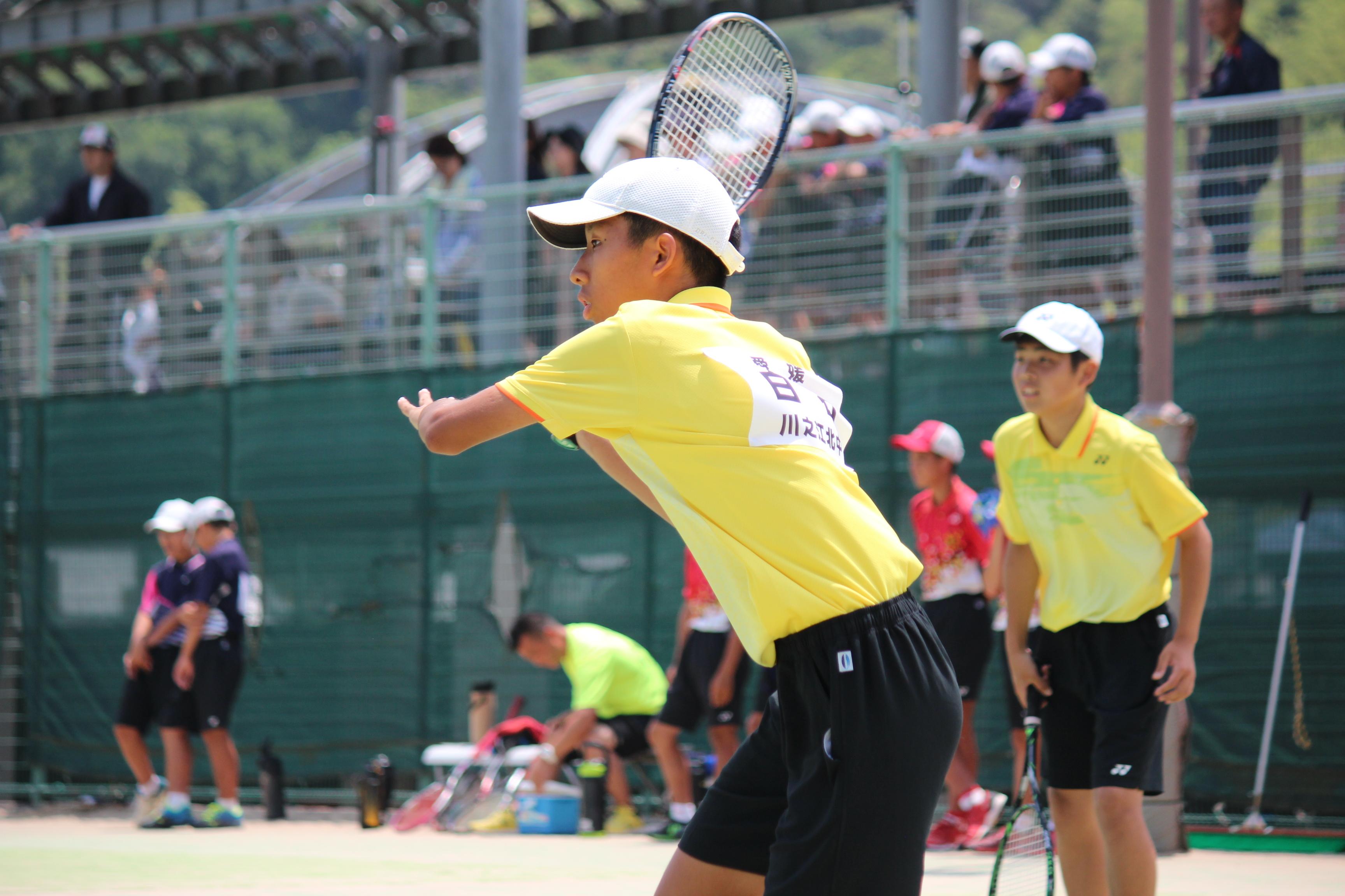 ソフトテニス (104)
