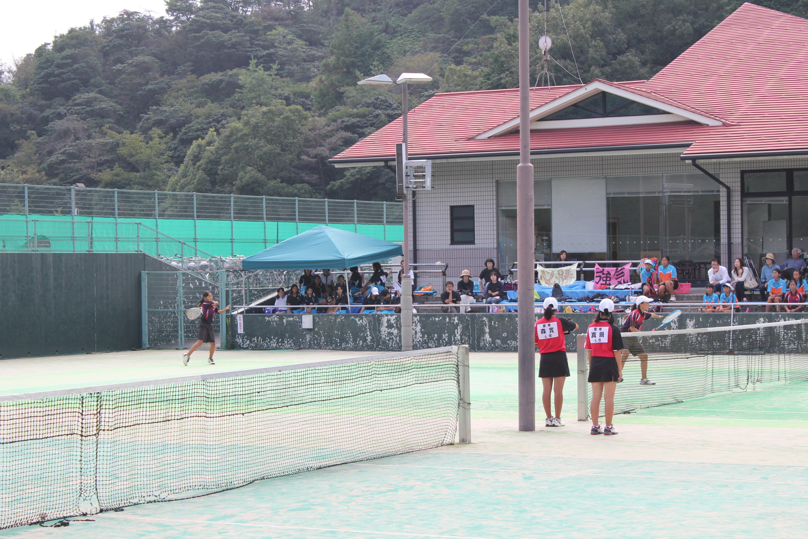 ソフトテニス (16)