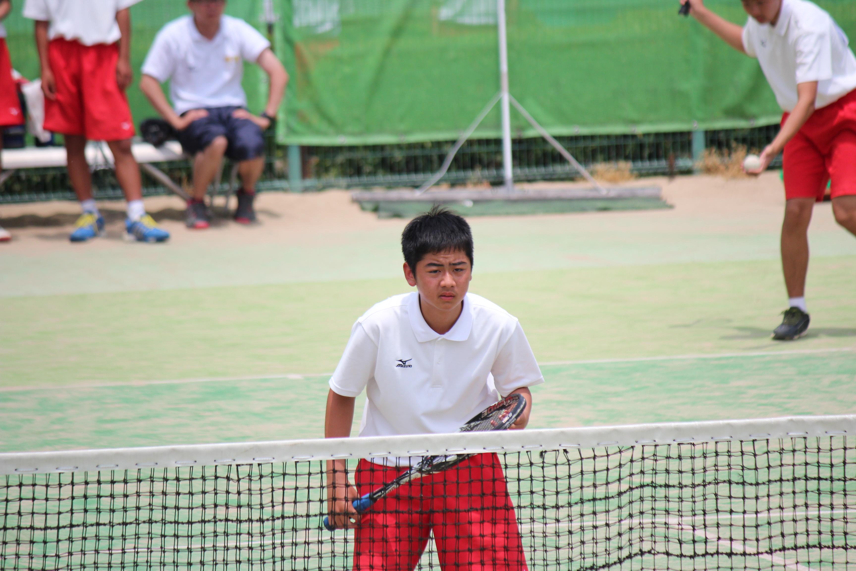 ソフトテニス (2)