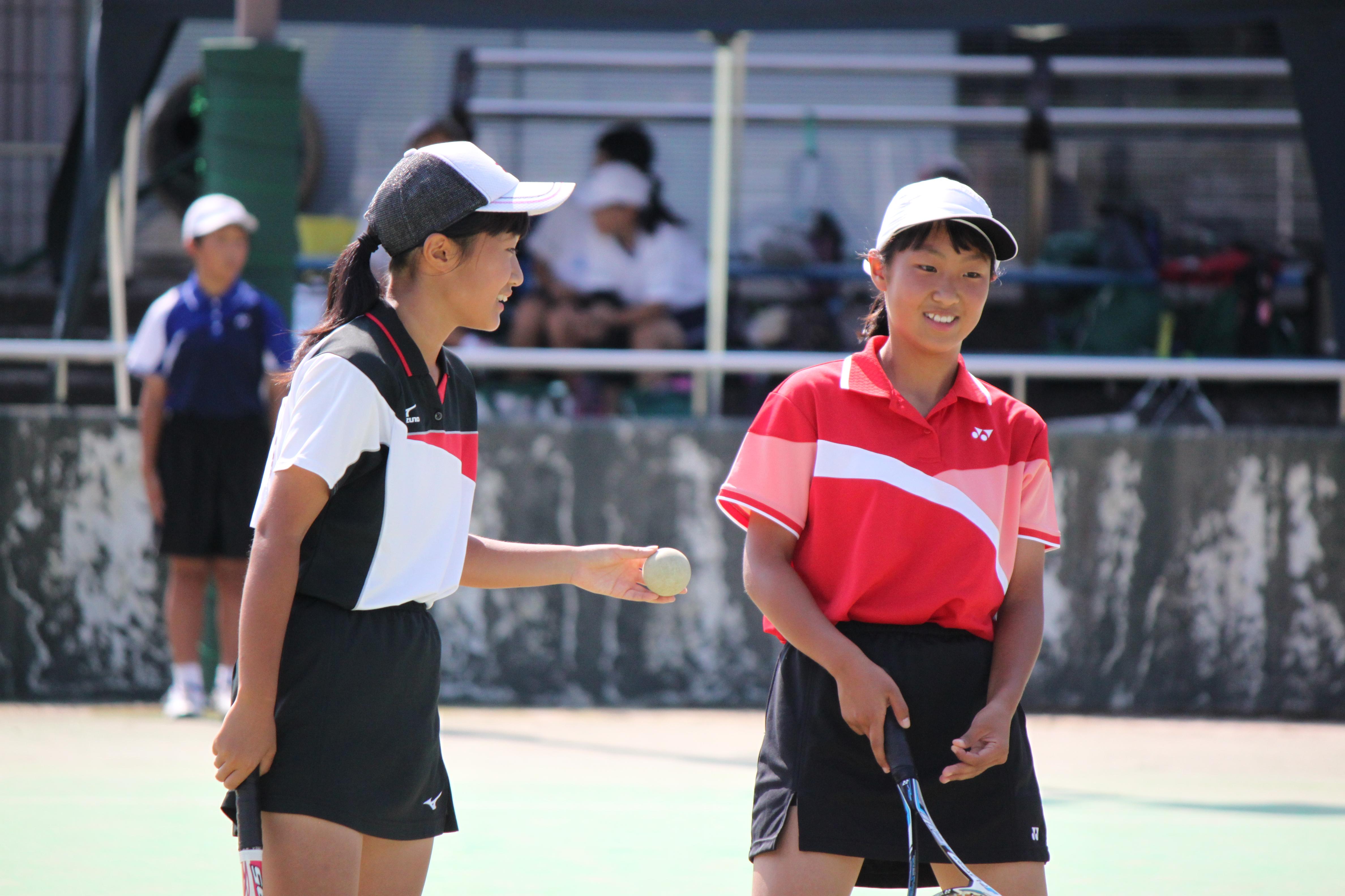 ソフトテニス(10)