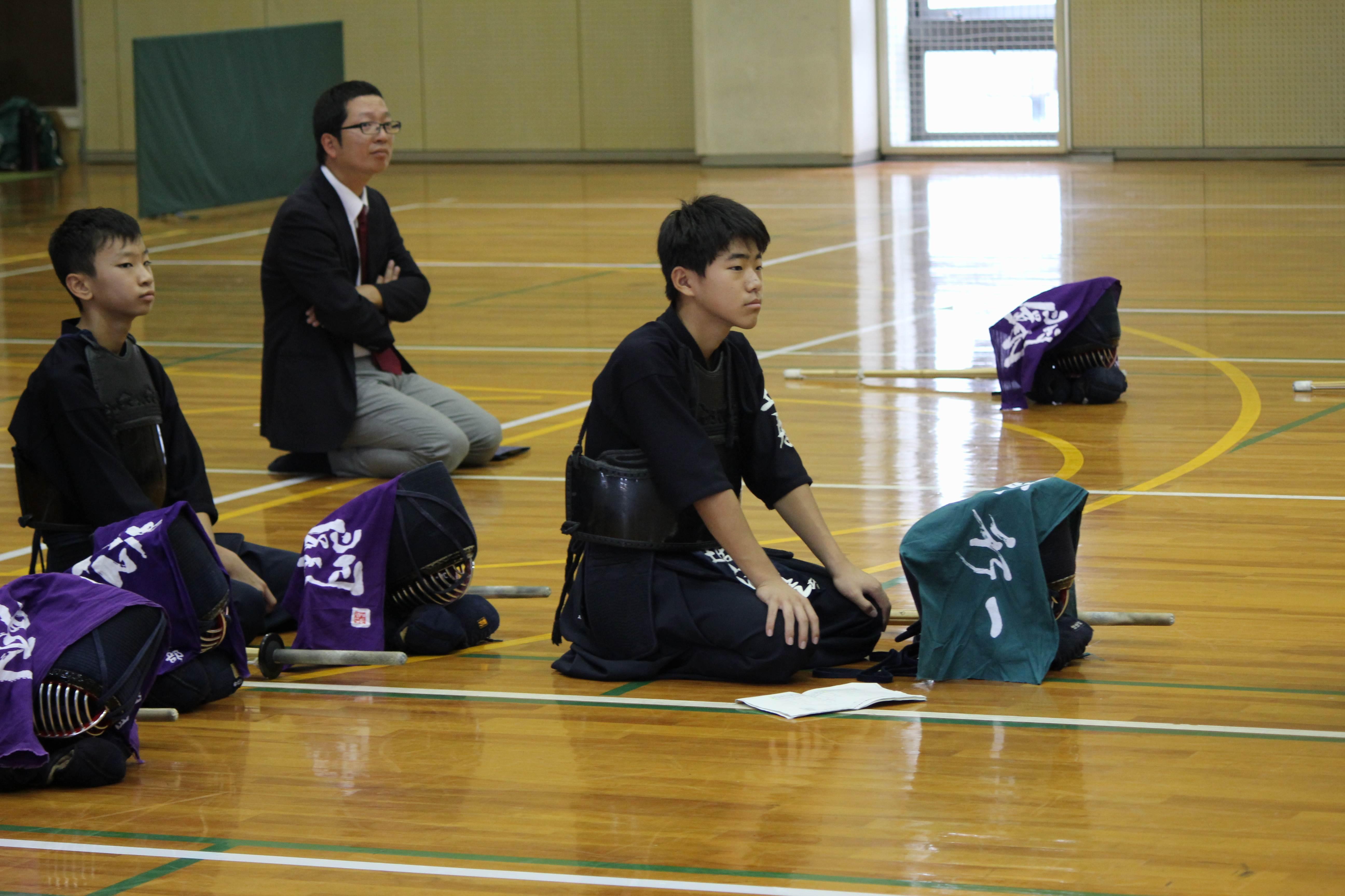 剣道 (2)