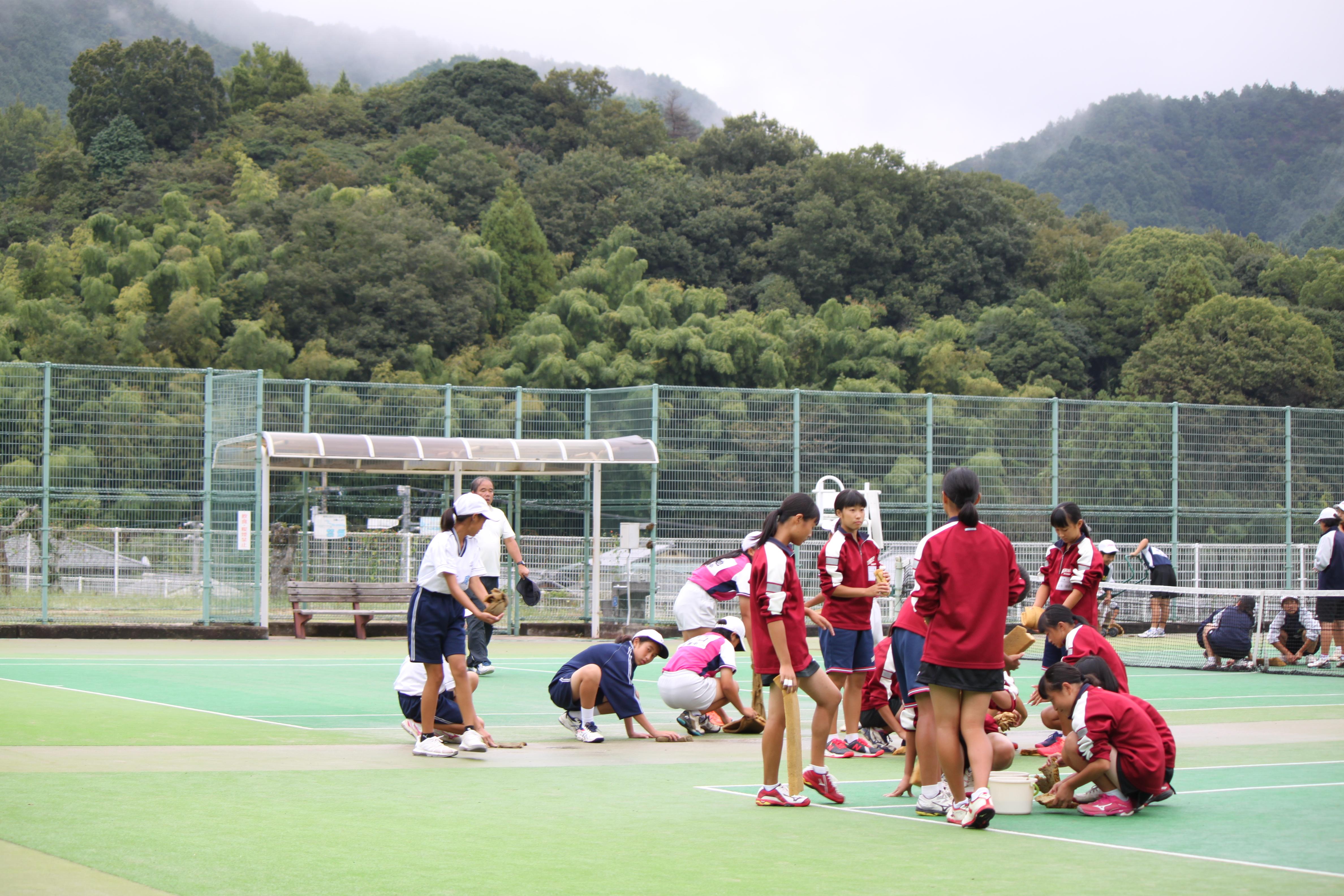 ソフトテニス(421)
