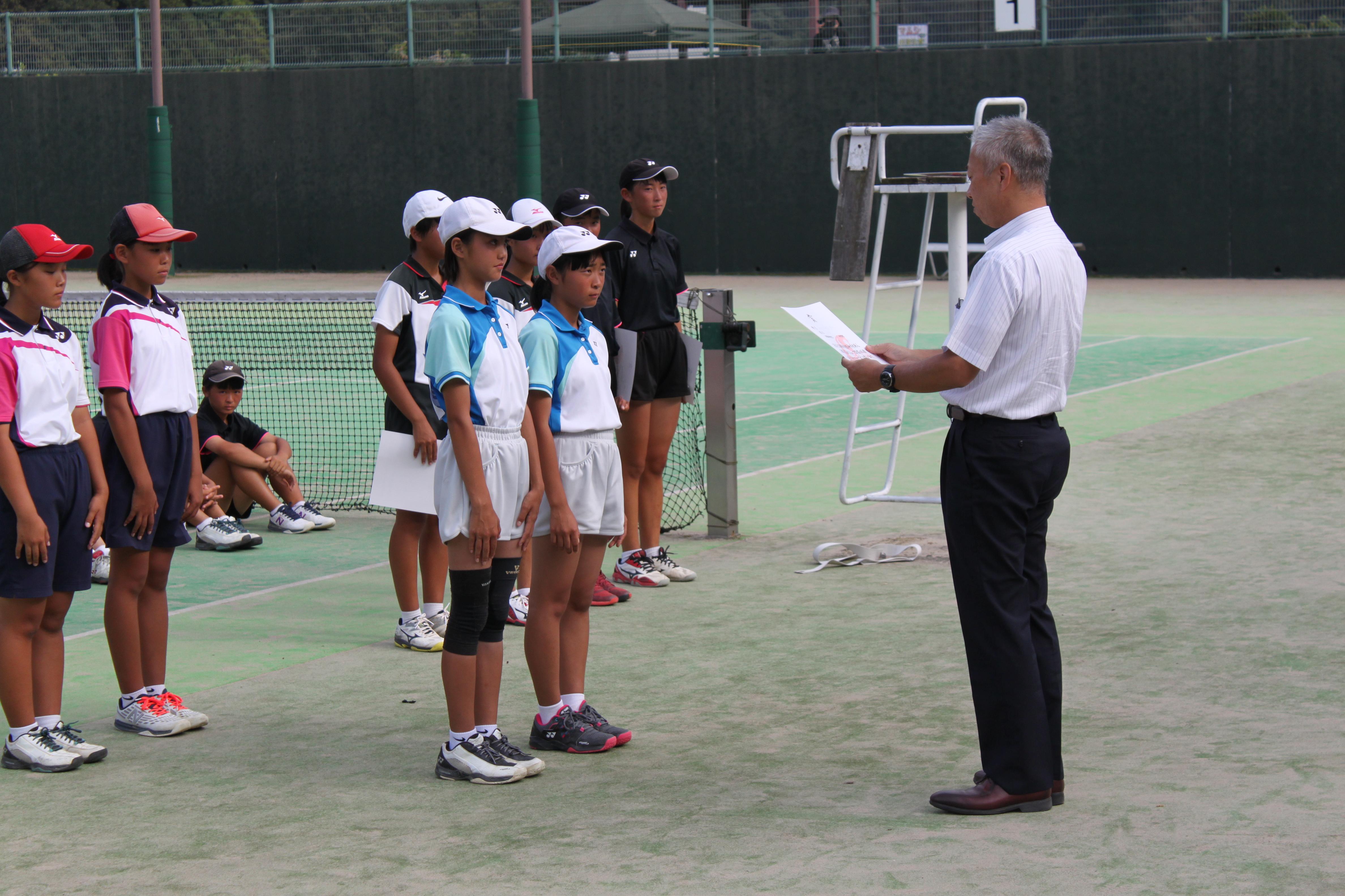 ソフトテニス(210)