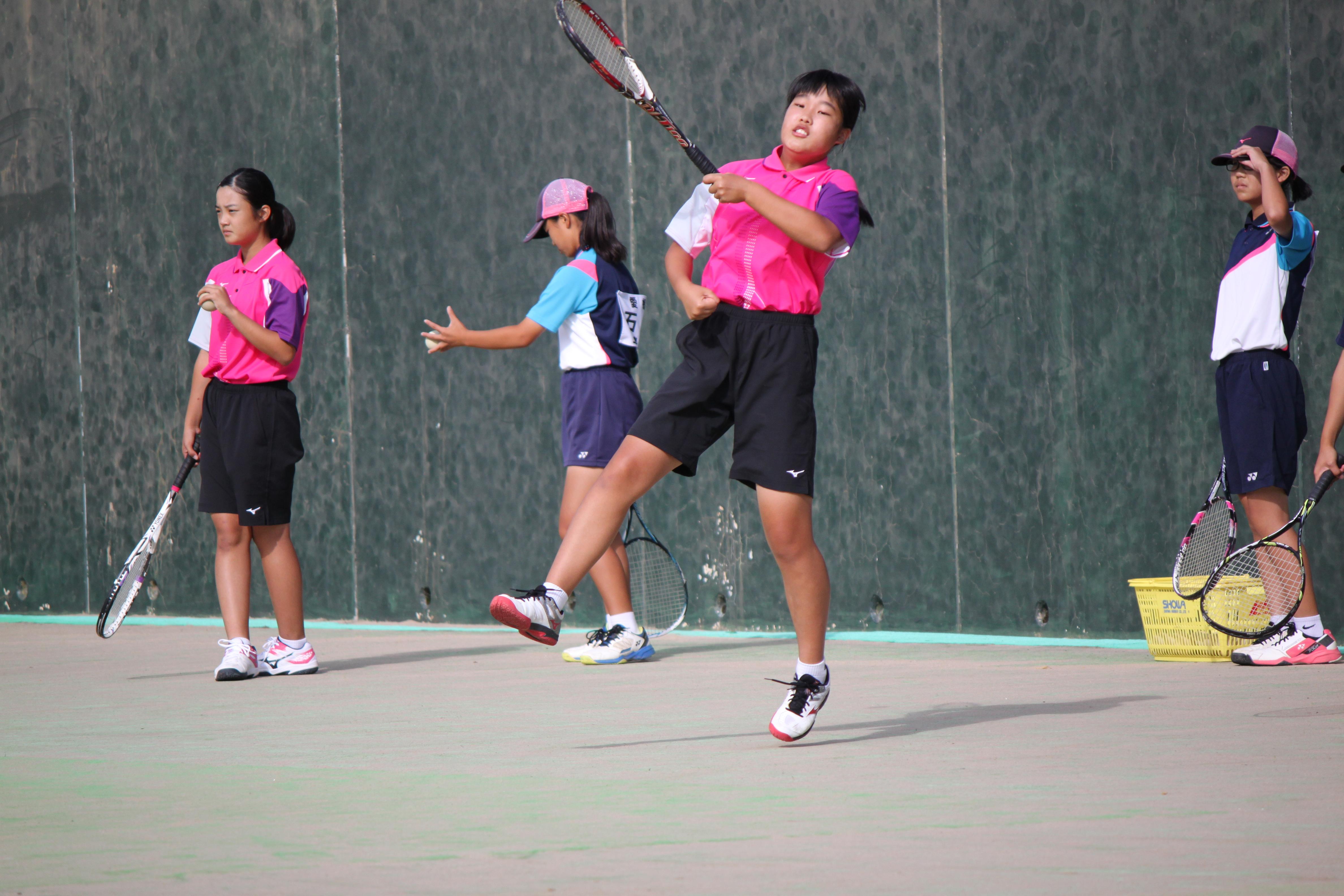 ソフトテニス (25)