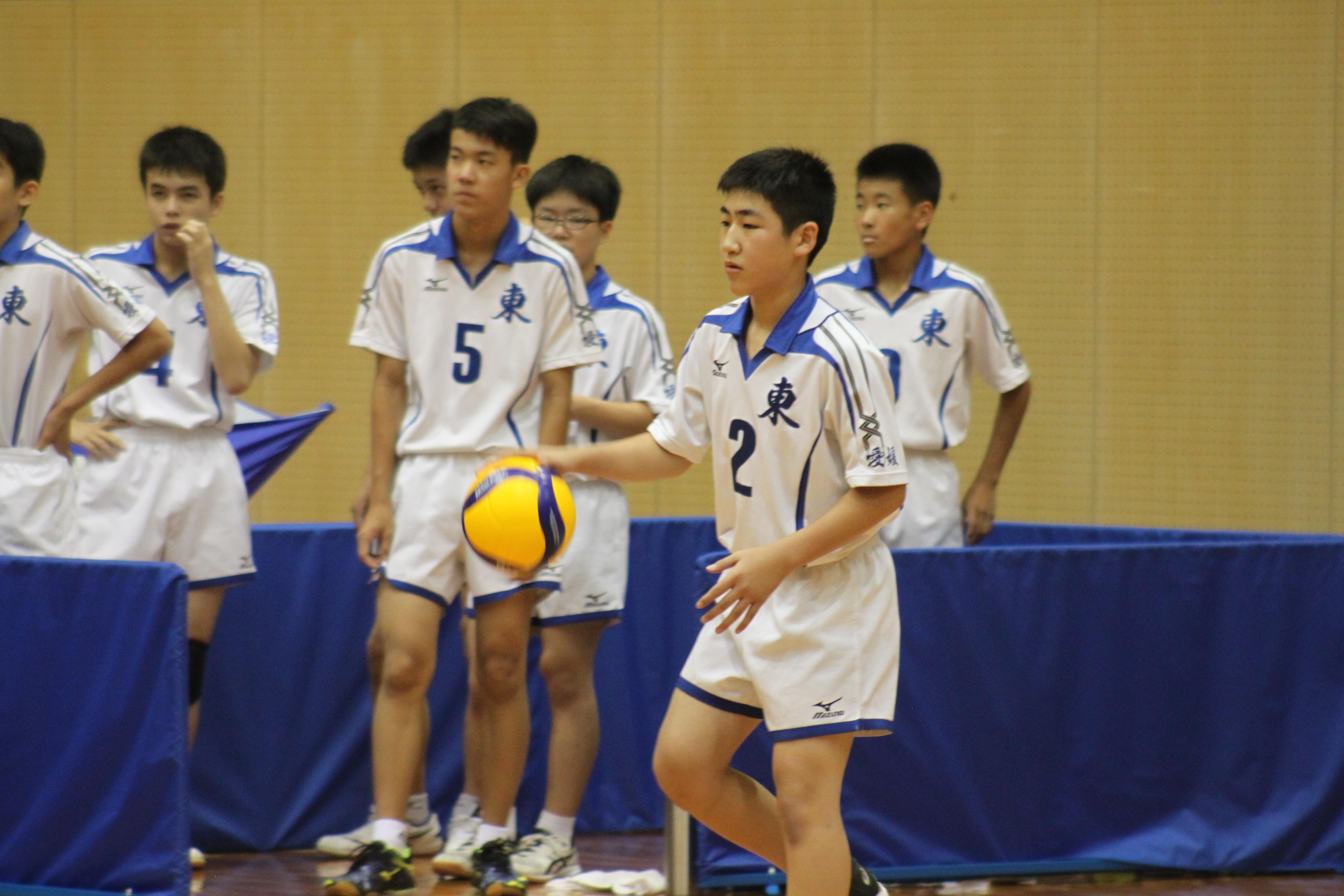 バレーボール (4)