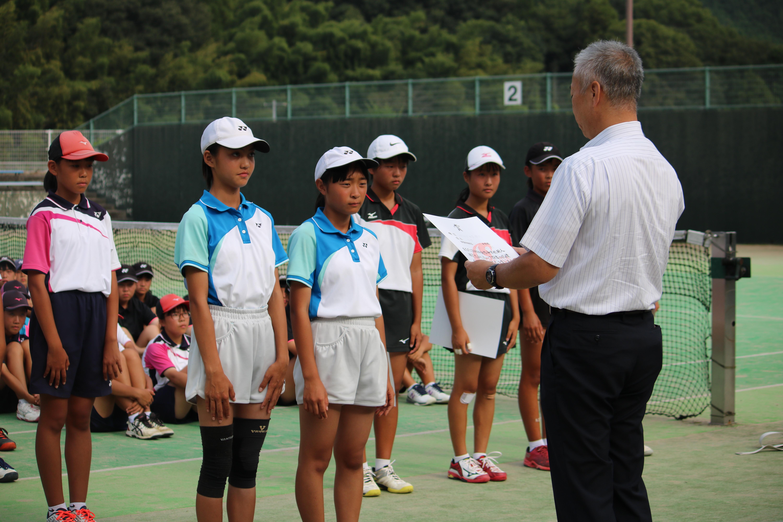 ソフトテニス(409)
