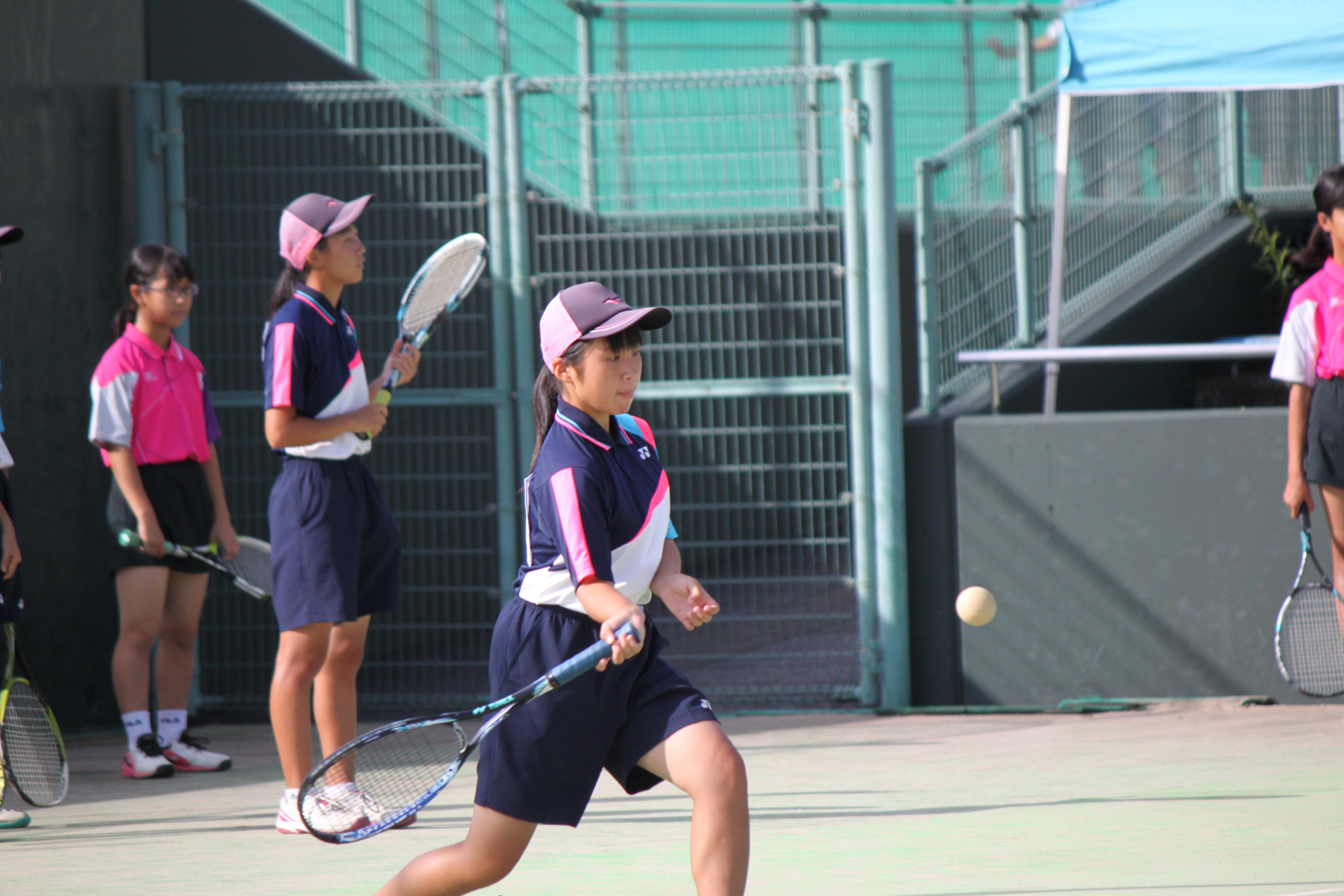 ソフトテニス (19)