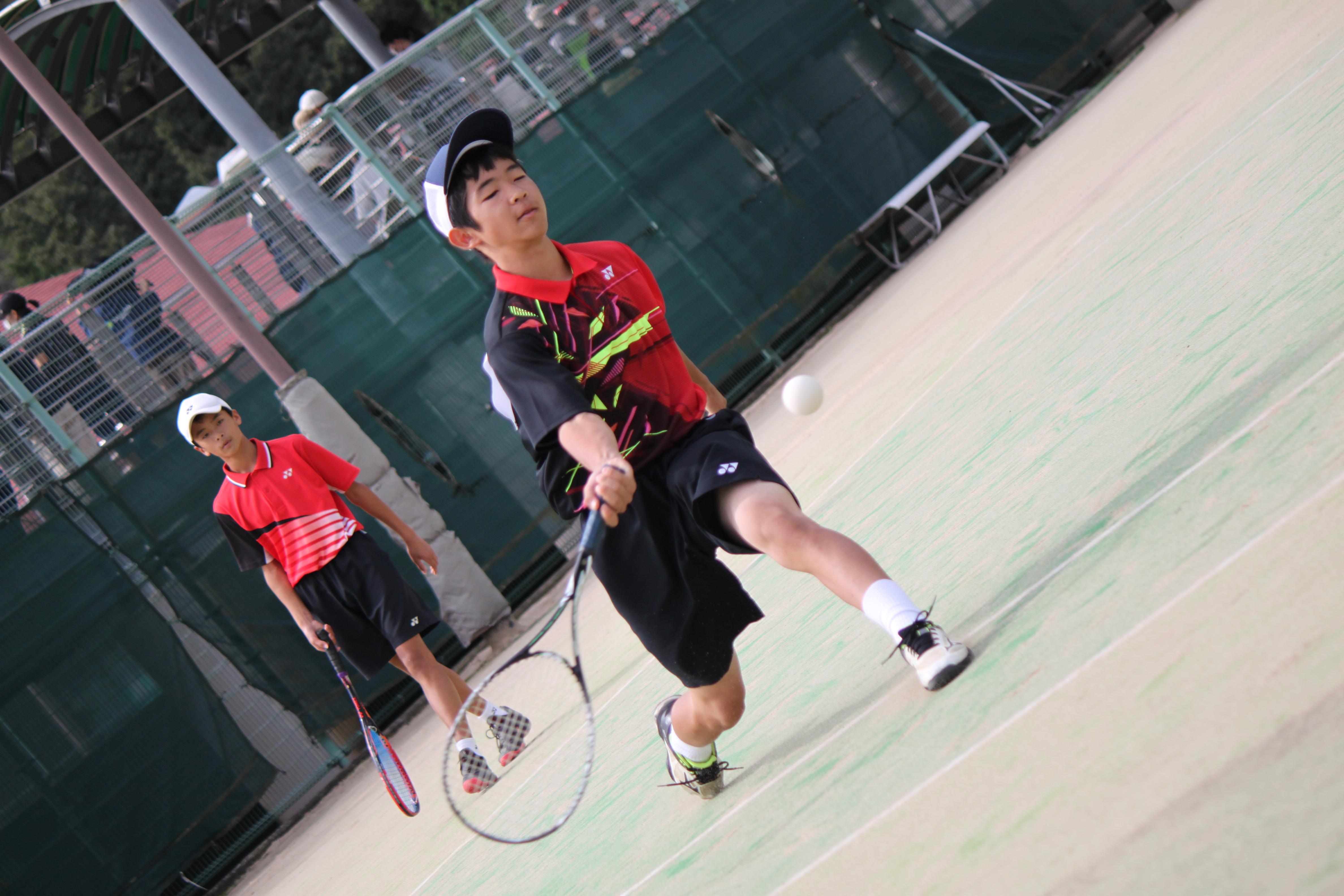 ソフトテニス (125)