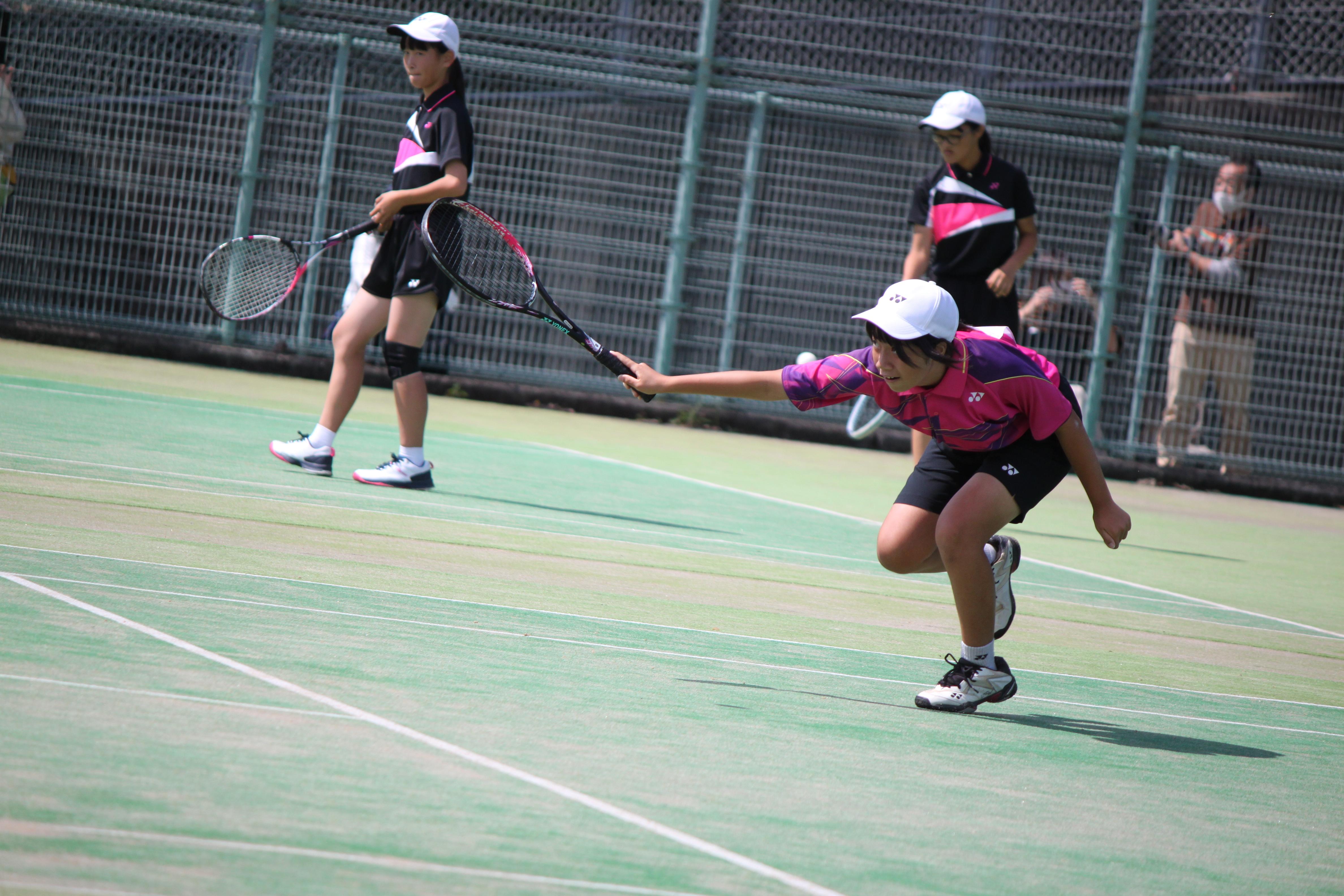 ソフトテニス (581)