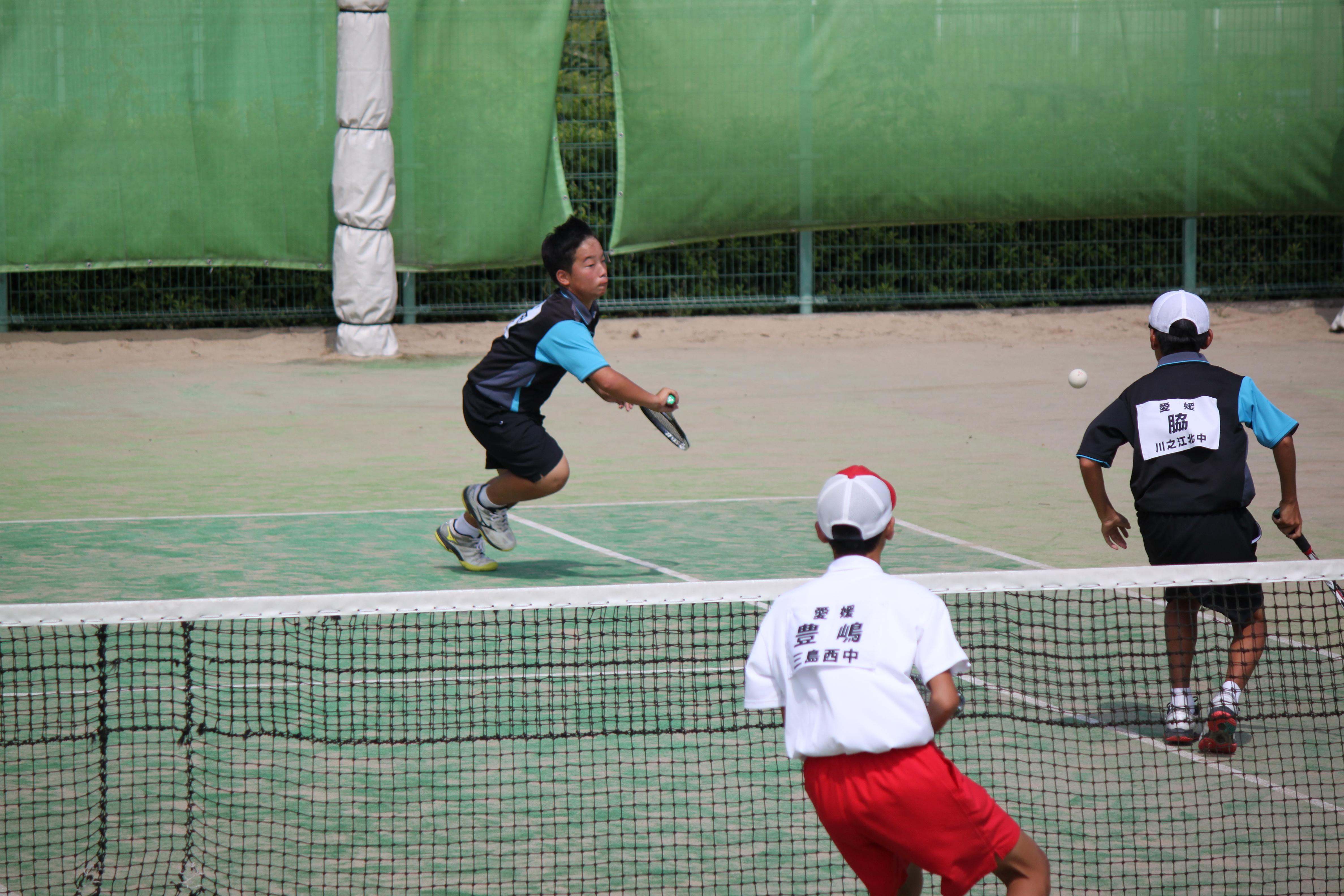 ソフトテニス(96)
