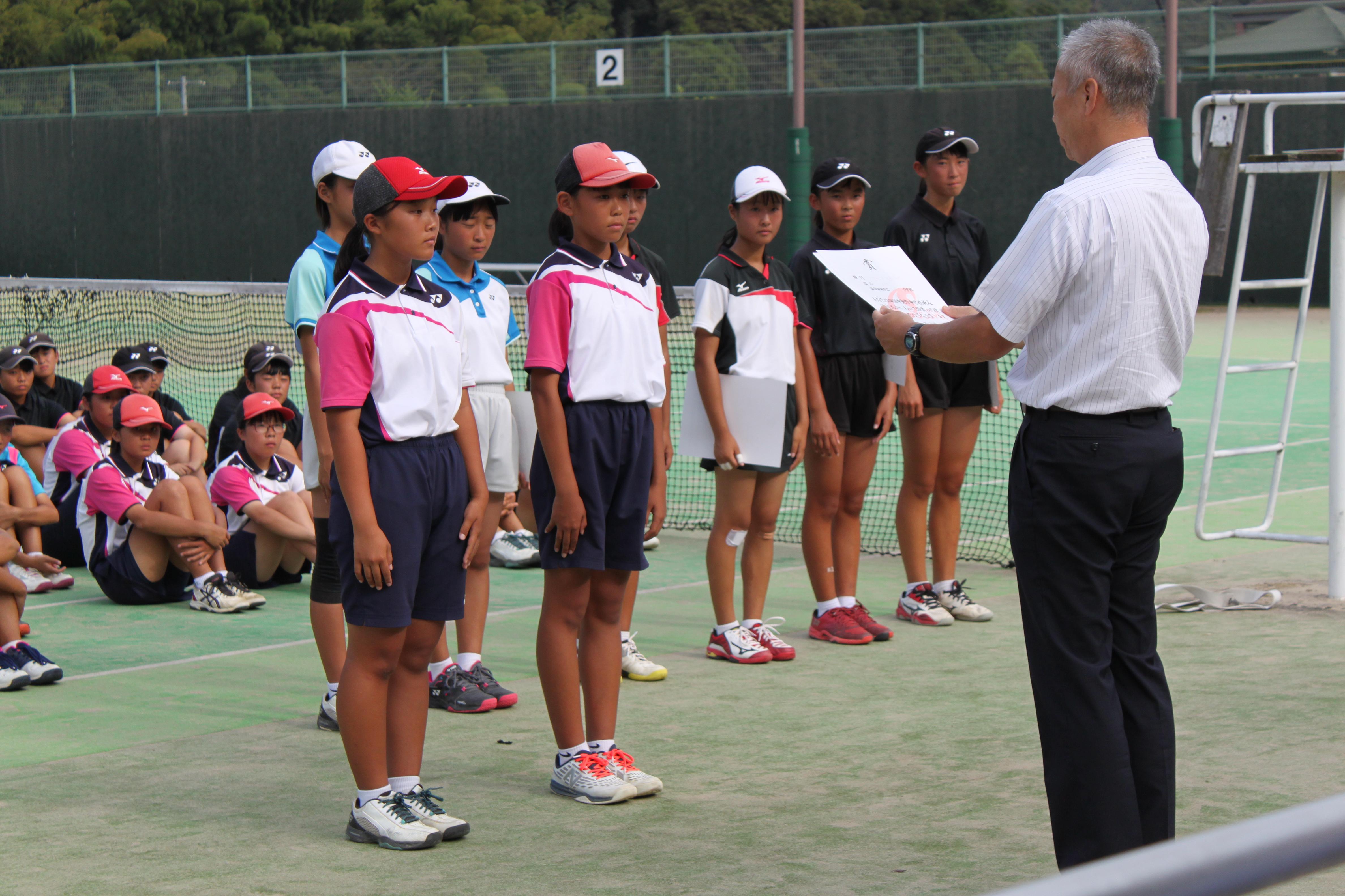 ソフトテニス(212)