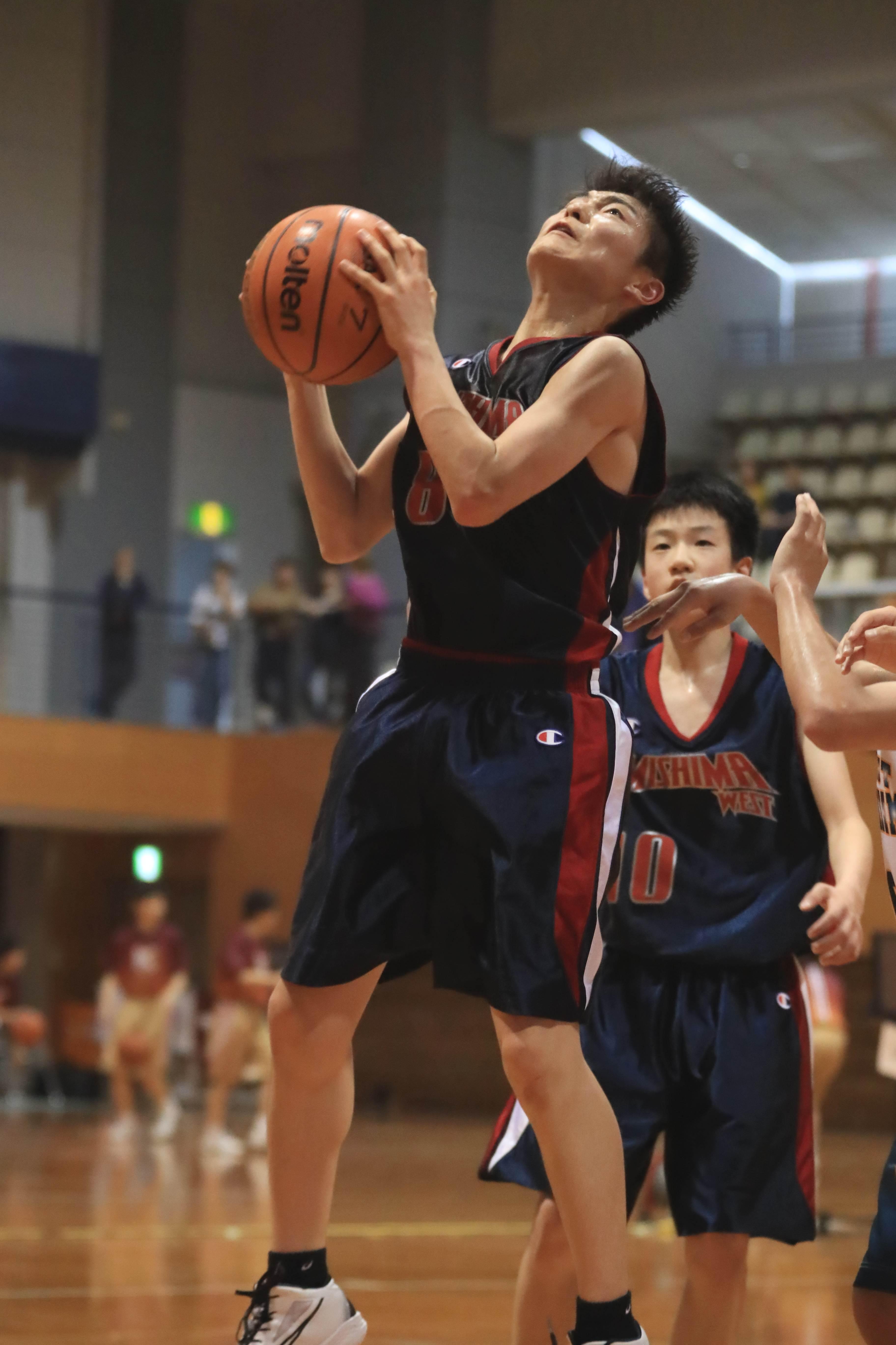 バスケットボール (110)