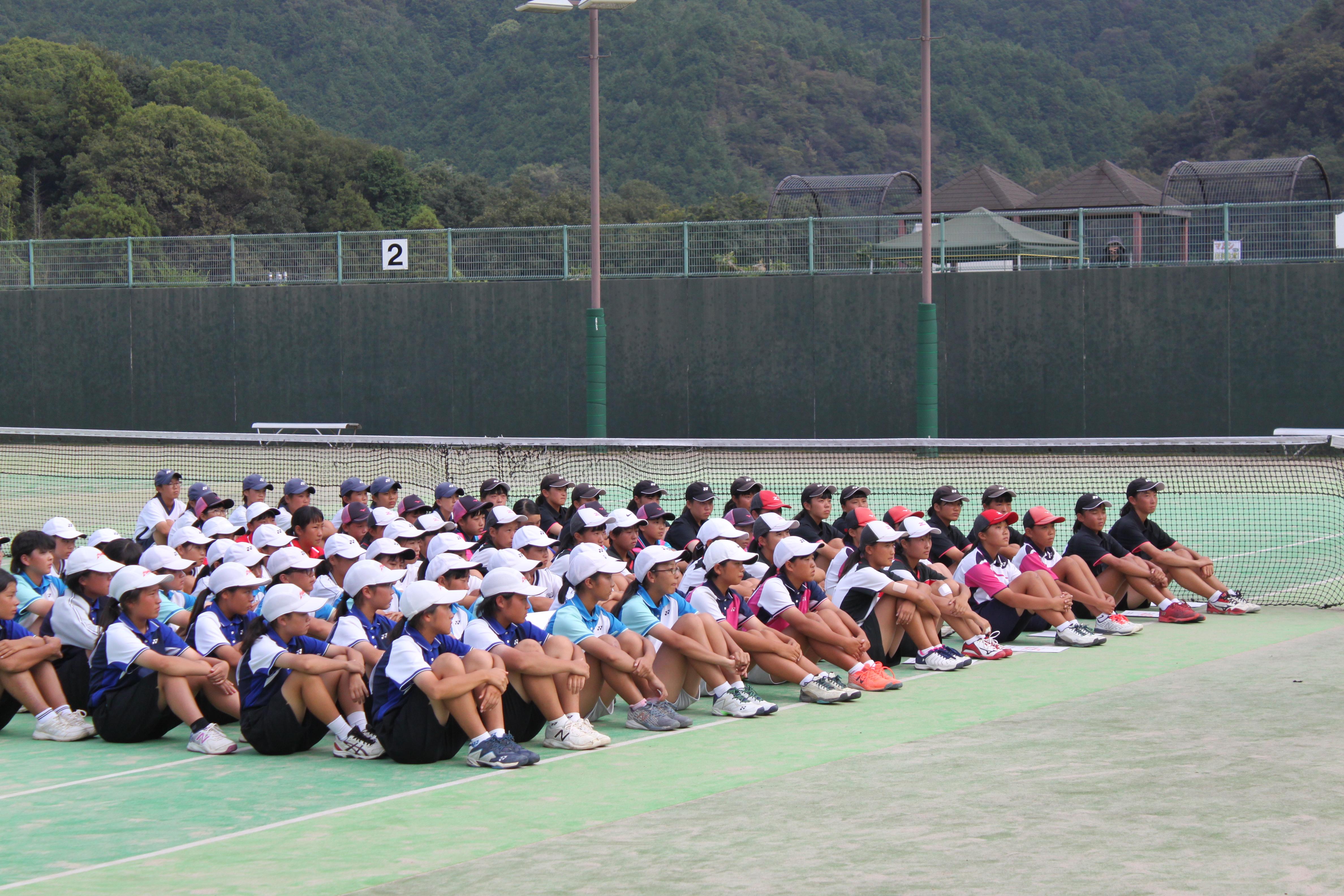 ソフトテニス(214)
