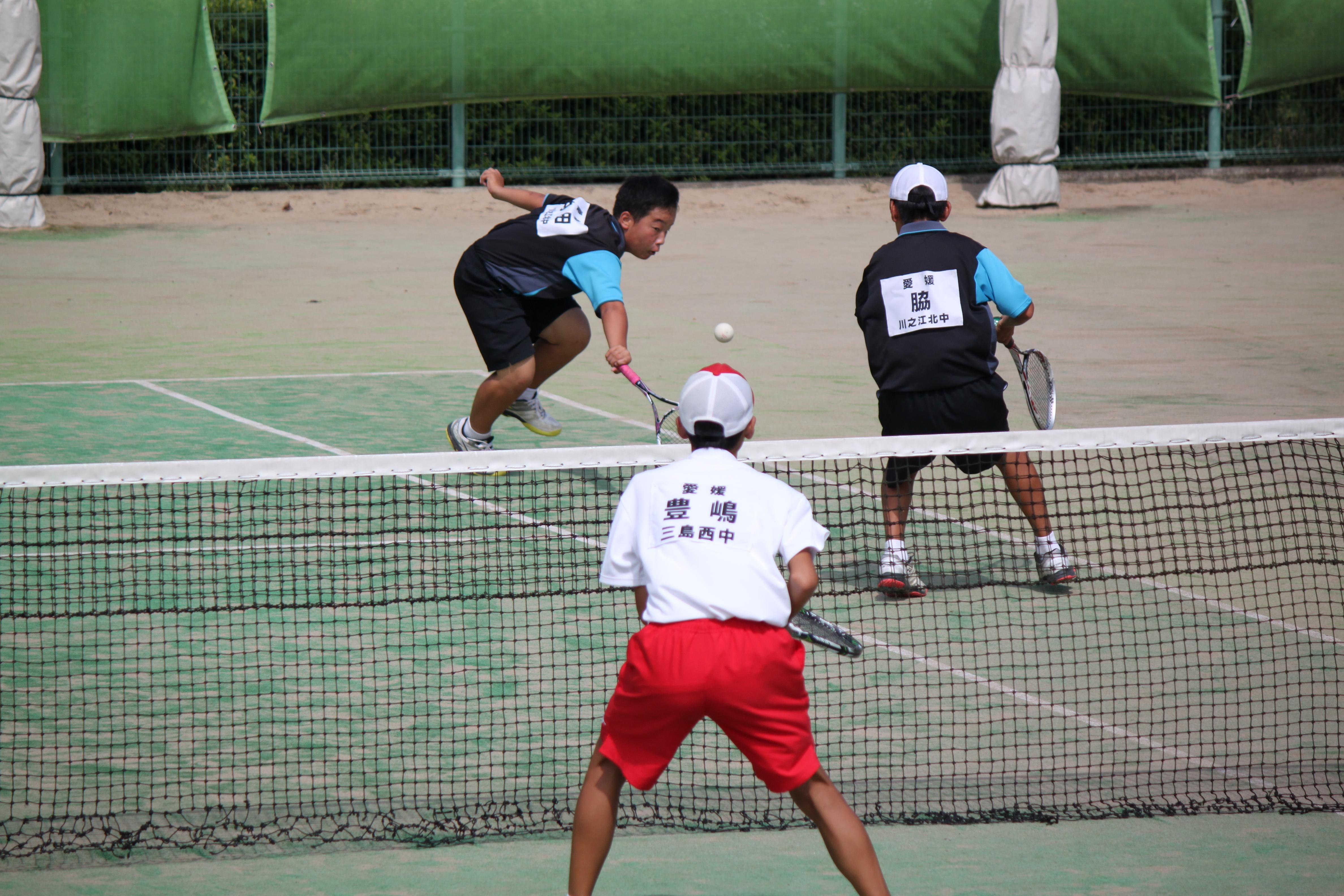 ソフトテニス(97)